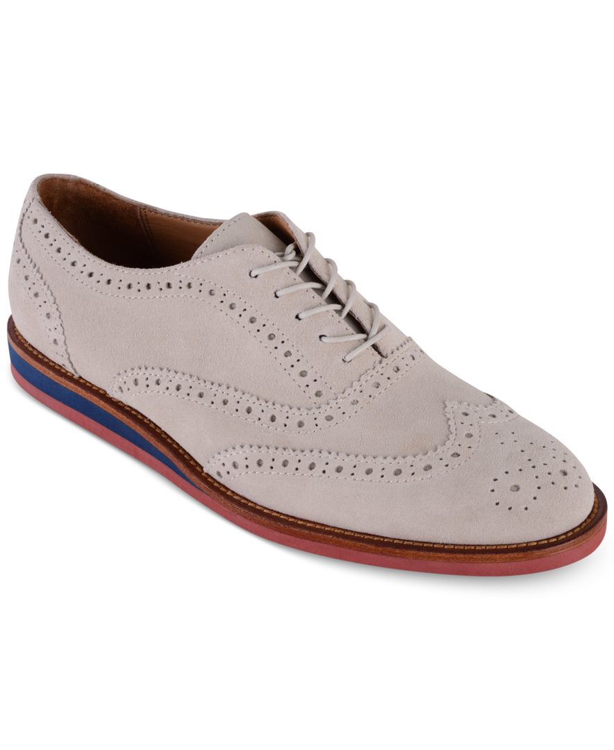 Macys Polo Mens Shoes Johnsly Wedge