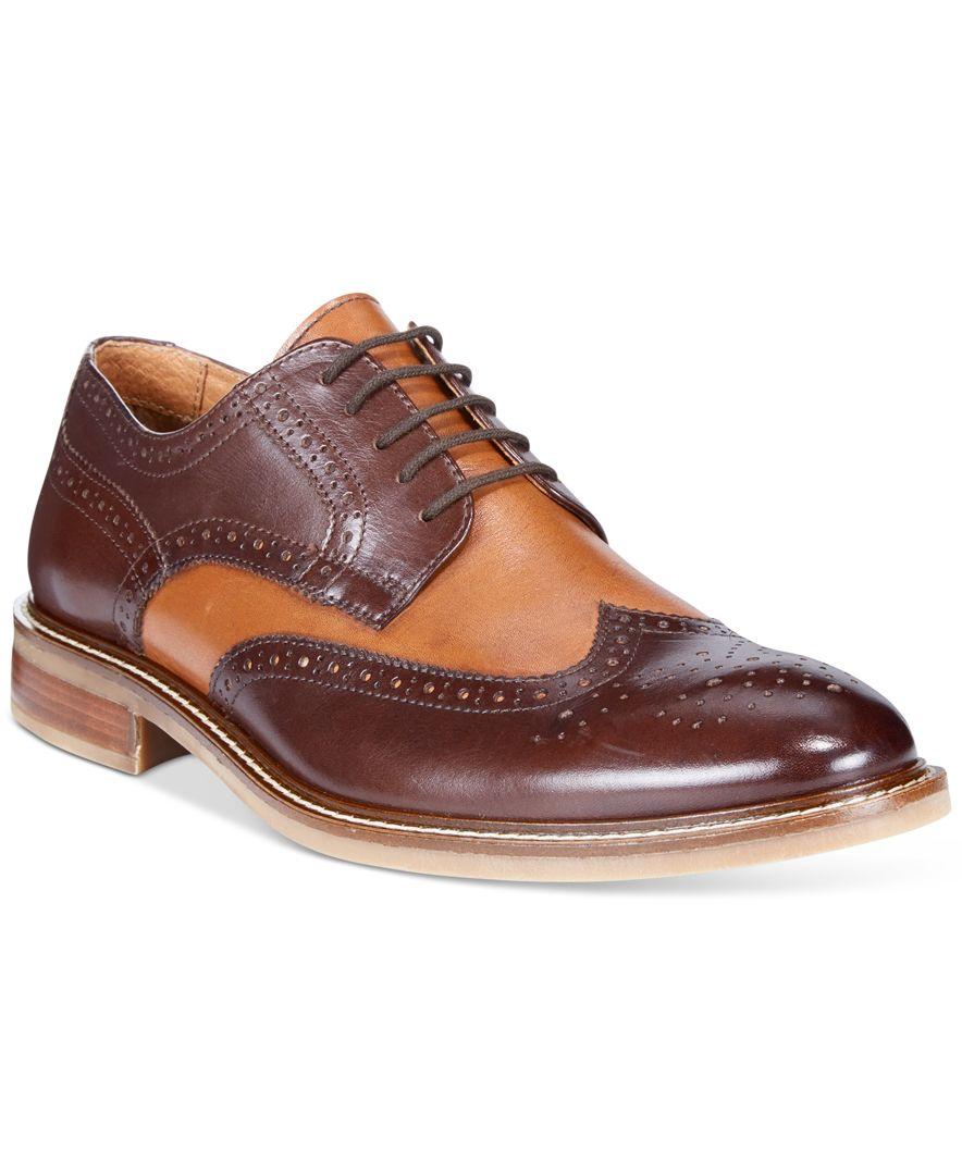 Macy S Mens Wingtip Shoes