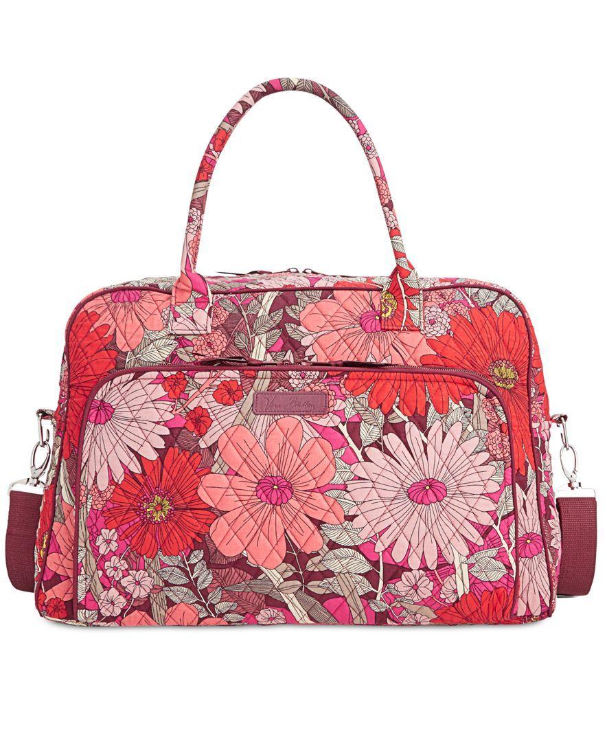 Vera Bradley Signature Weekender Travel Bag