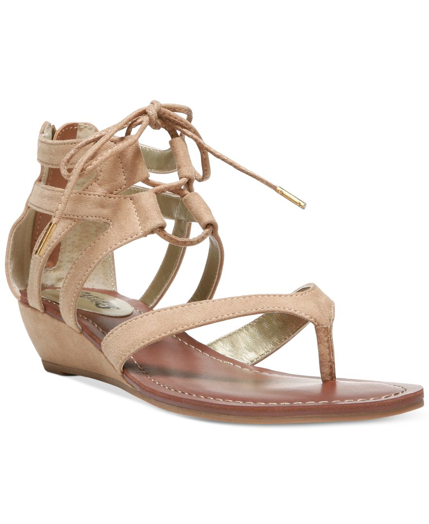 4439acde01f Gallery. Previously sold at  Macy s · Women s Gladiator Sandals ...