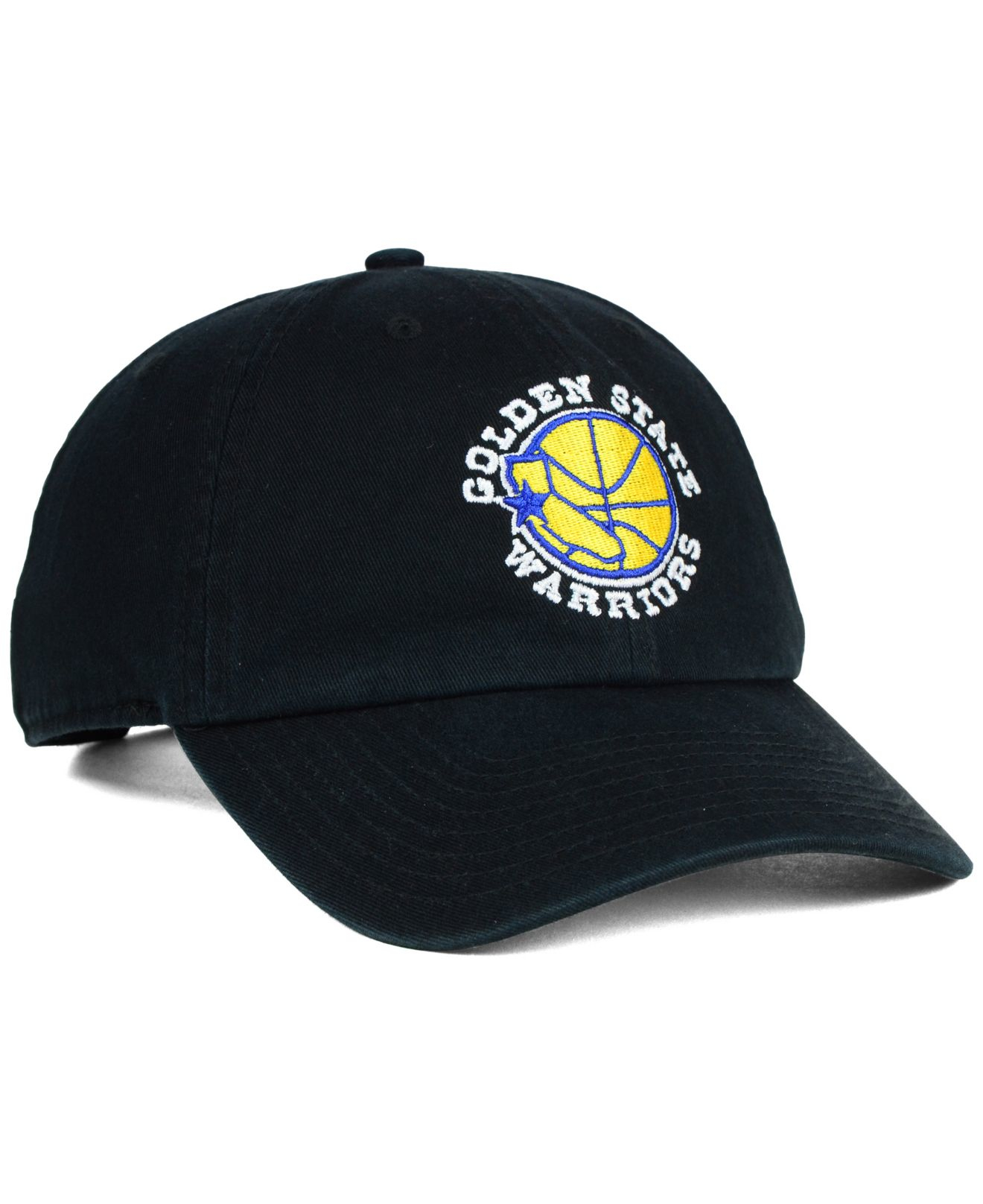 buy popular 91819 b4b87 ... aliexpress lyst 47 brand golden state warriors hardwood classics clean  up cap 74ab9 a0f99