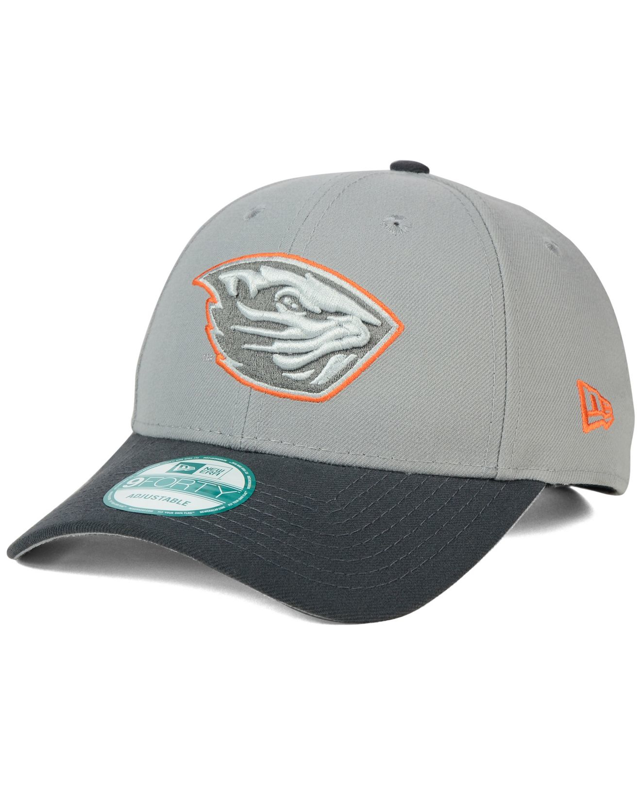 049f19ad0cc Lyst - KTZ Oregon State Beavers The League 9forty Cap in Gray for Men