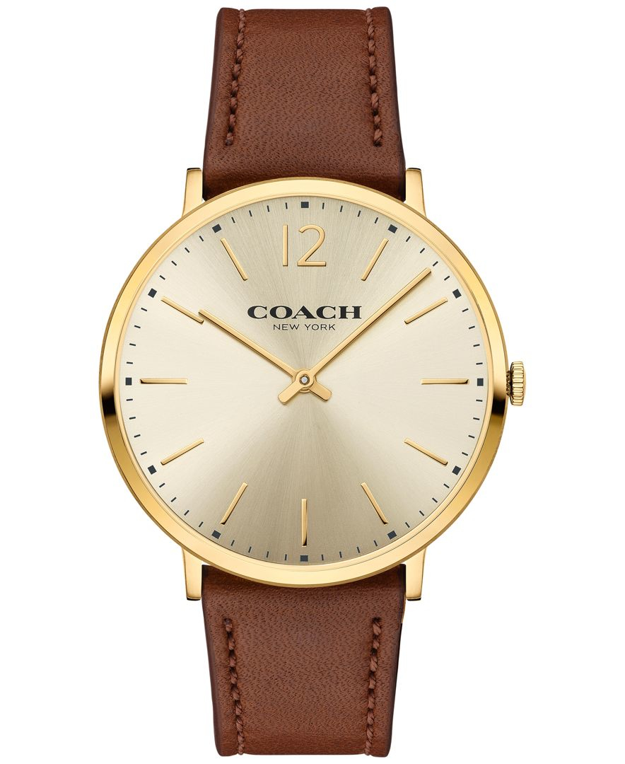 Coach was founded in as a family-run workshop in a loft on 34th Street in Manhattan, with six leatherworkers who made wallets and billfolds by hand.. In , Miles Cahn and his wife Lillian joined the company. Miles and Lillian Cahn were owners of a leather handbag manufacturing business, and were knowledgeable about leatherworks and business.