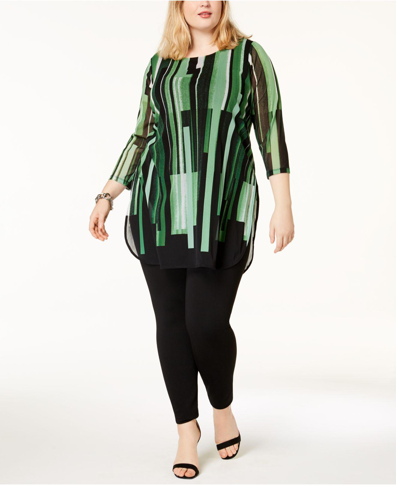 9d268102292 Plus Size Long Tunic Tops For Leggings