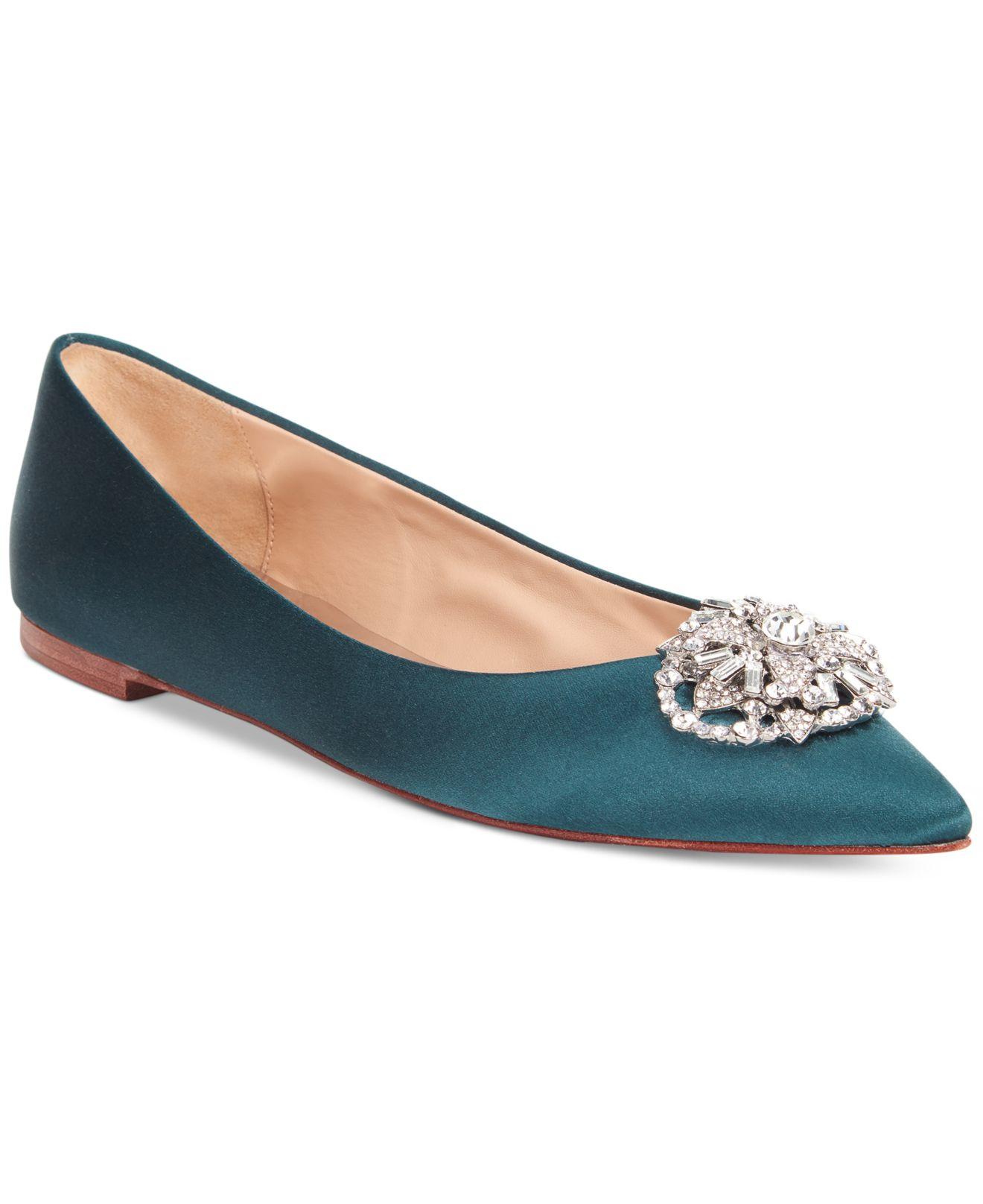 Badgley Mischka Blue Shoes Sale