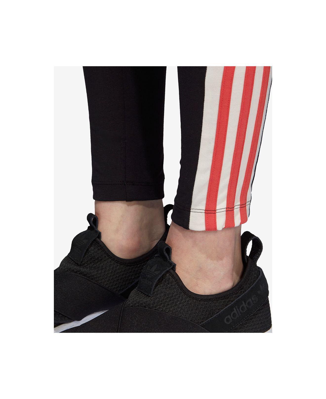 Lyst Adidas Originals Adibreak Leggings In Black Adicolor Case Iphone X View Fullscreen