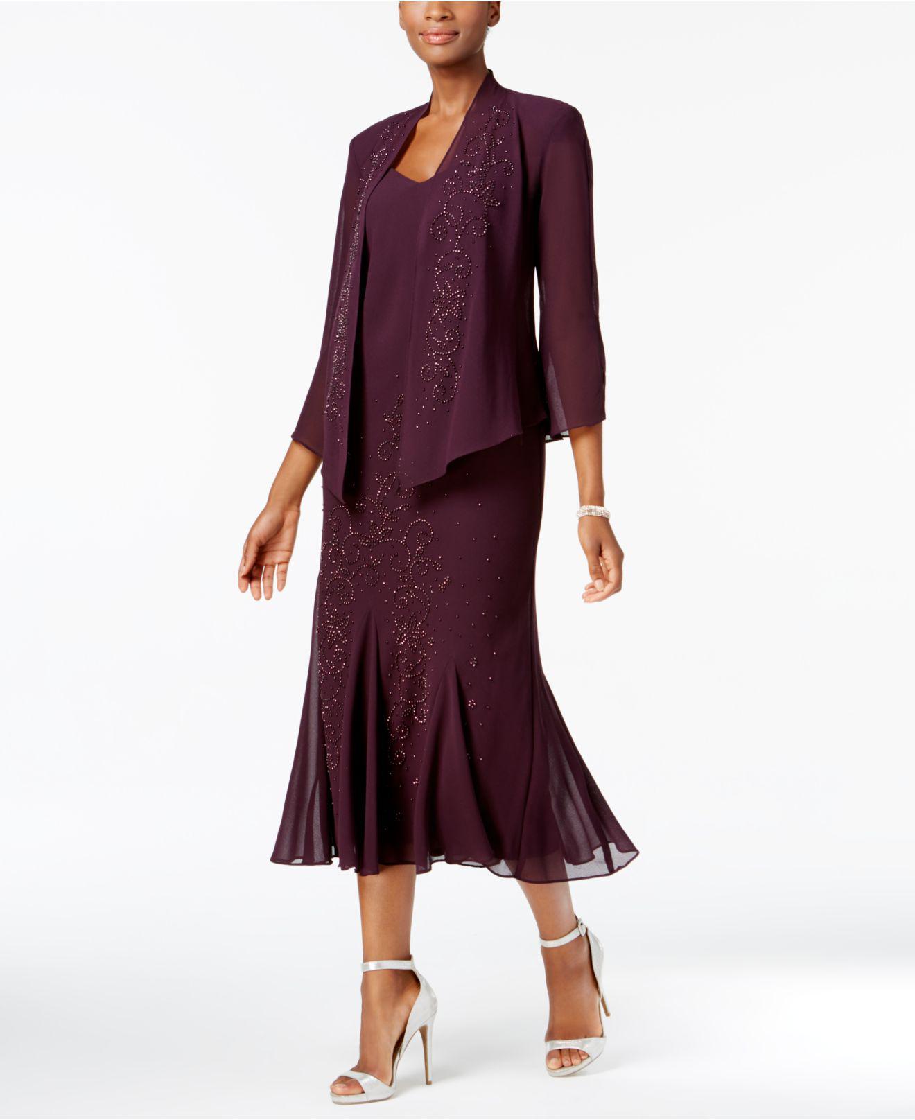 ce2a71a6702 R   M Richards. Women s Purple ...