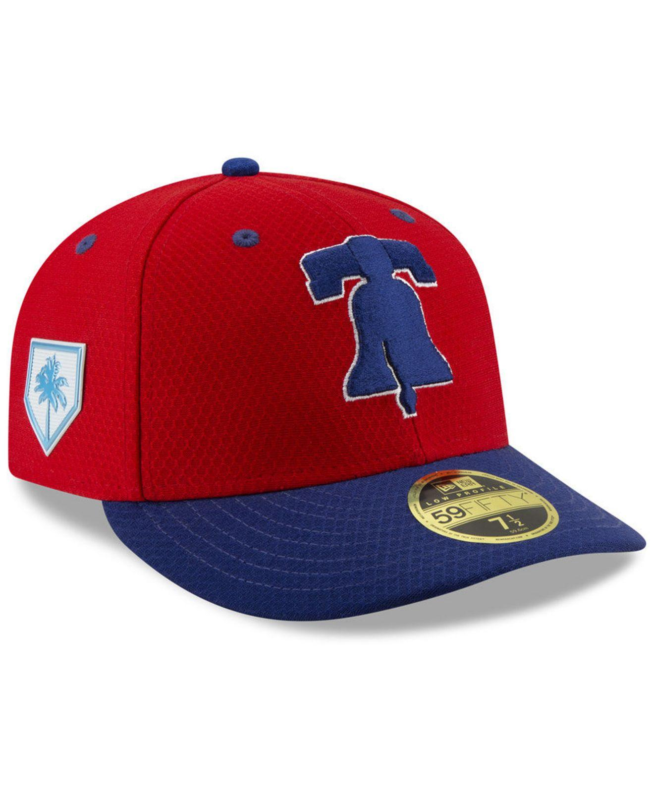 9494da65a05 Lyst - KTZ Philadelphia Phillies Spring Training 59fifty-fitted Low ...