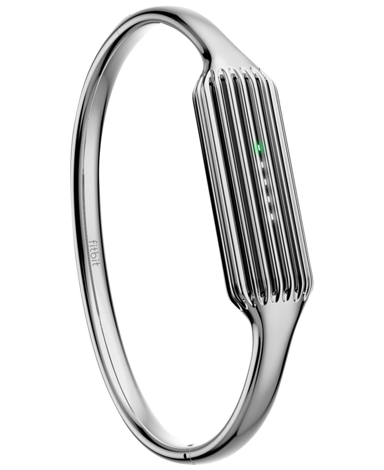 Lyst - Fitbit Women's Flex 2 Premium Stainless Steel