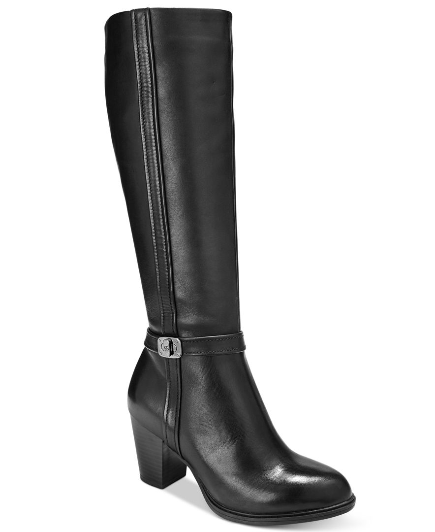 giani bernini raiven boots only at macy s in black