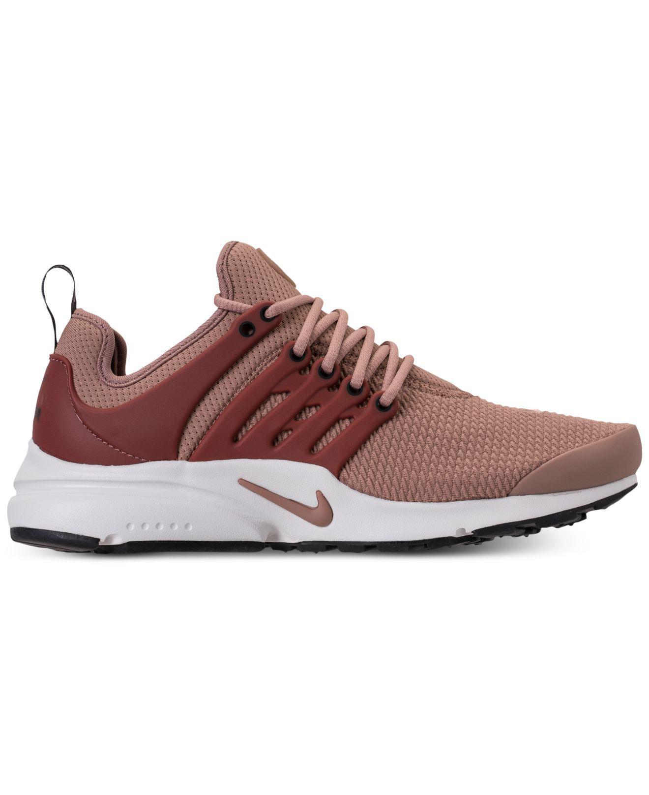 3571c7f7cccf ... denmark lyst nike air presto running sneakers from finish line 0fc4b  3c2f7