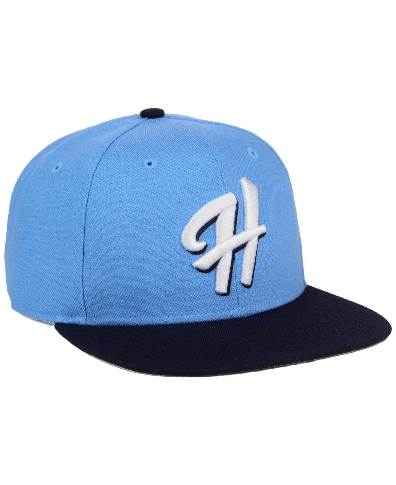 quality design 96ff1 6dcaa Lyst - 47 Brand Hillsboro Hops Shot Snapback Cap in Blue for Men