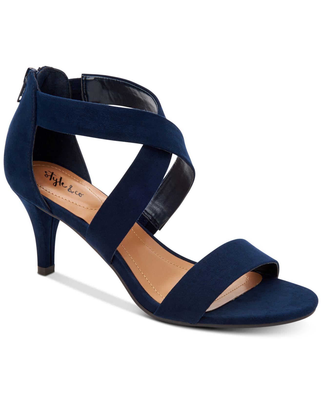 f46fe458b Lyst - Style   Co. Paysonn Dress Sandals