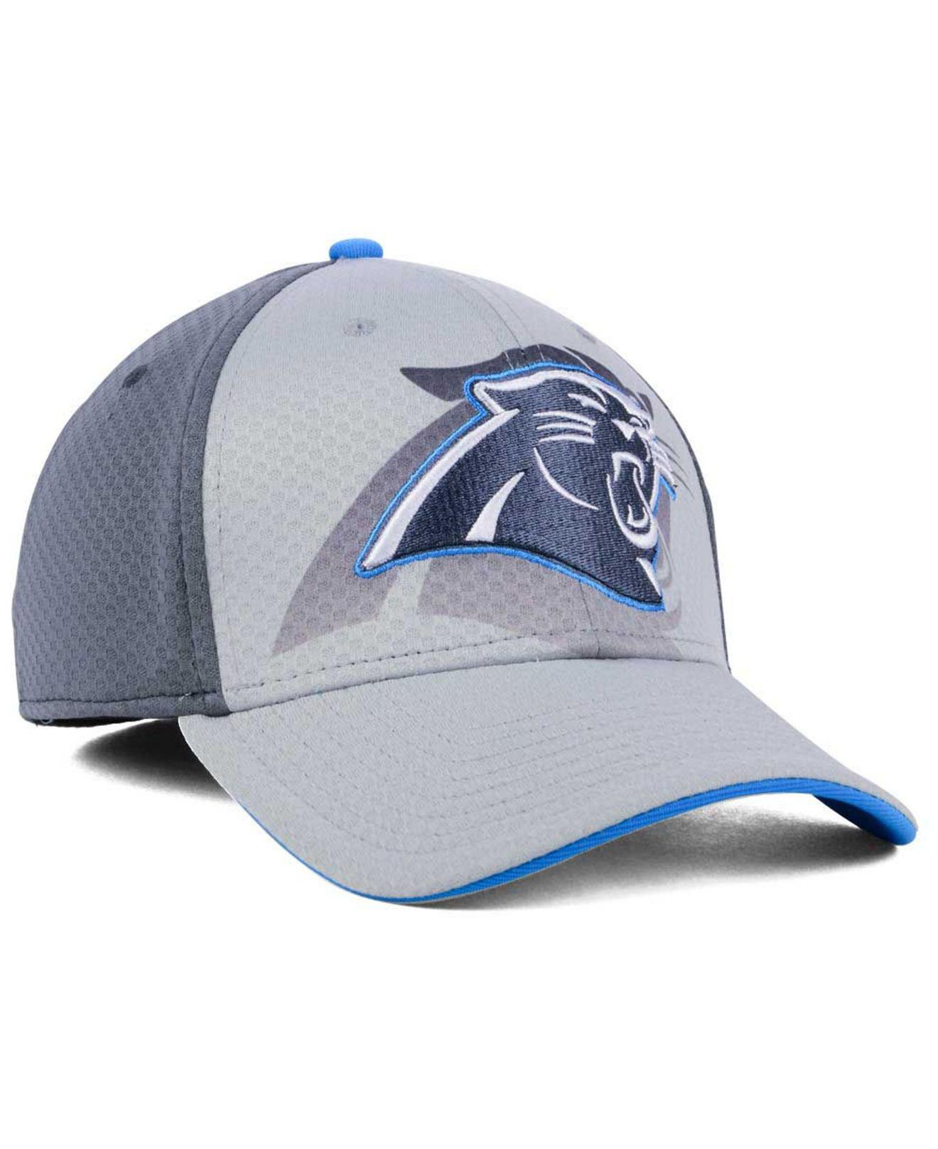 the latest f8eac afca8 ... discount code for lyst 47 brand greyscale contender flex cap in blue  for men aa72b 90972
