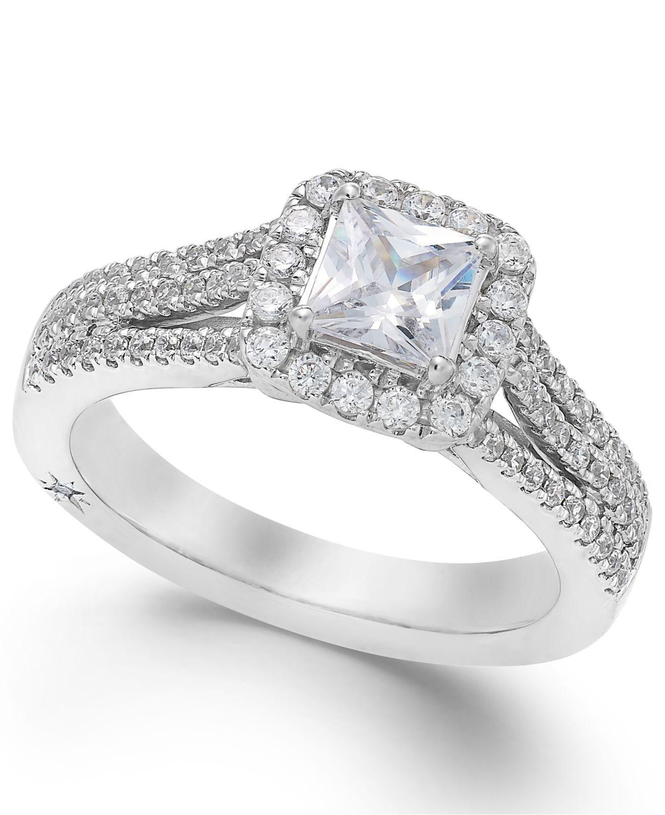 igi sapphire certified engagement ctw a gold white ring diamond