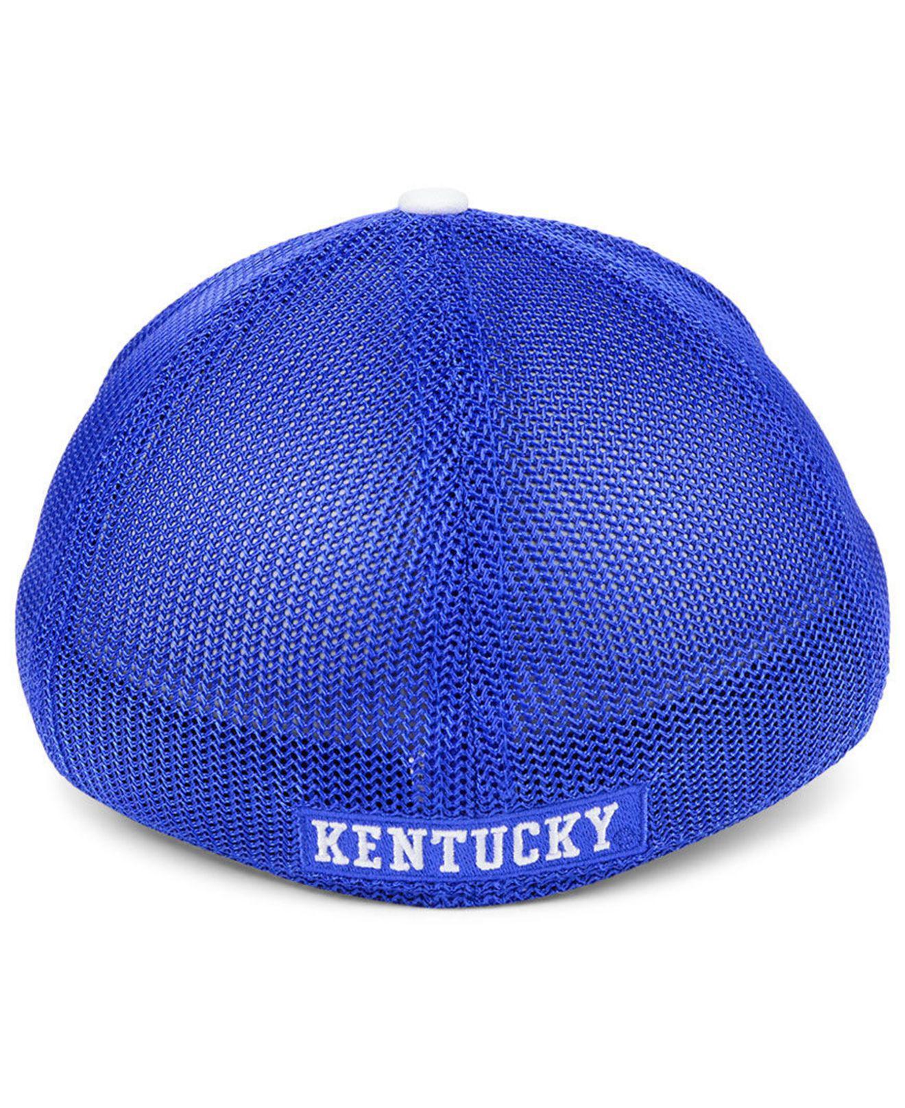 info for 9a349 f6409 ... ebay nike blue kentucky wildcats col aro swooshflex cap for men lyst.  view fullscreen 1f4a3