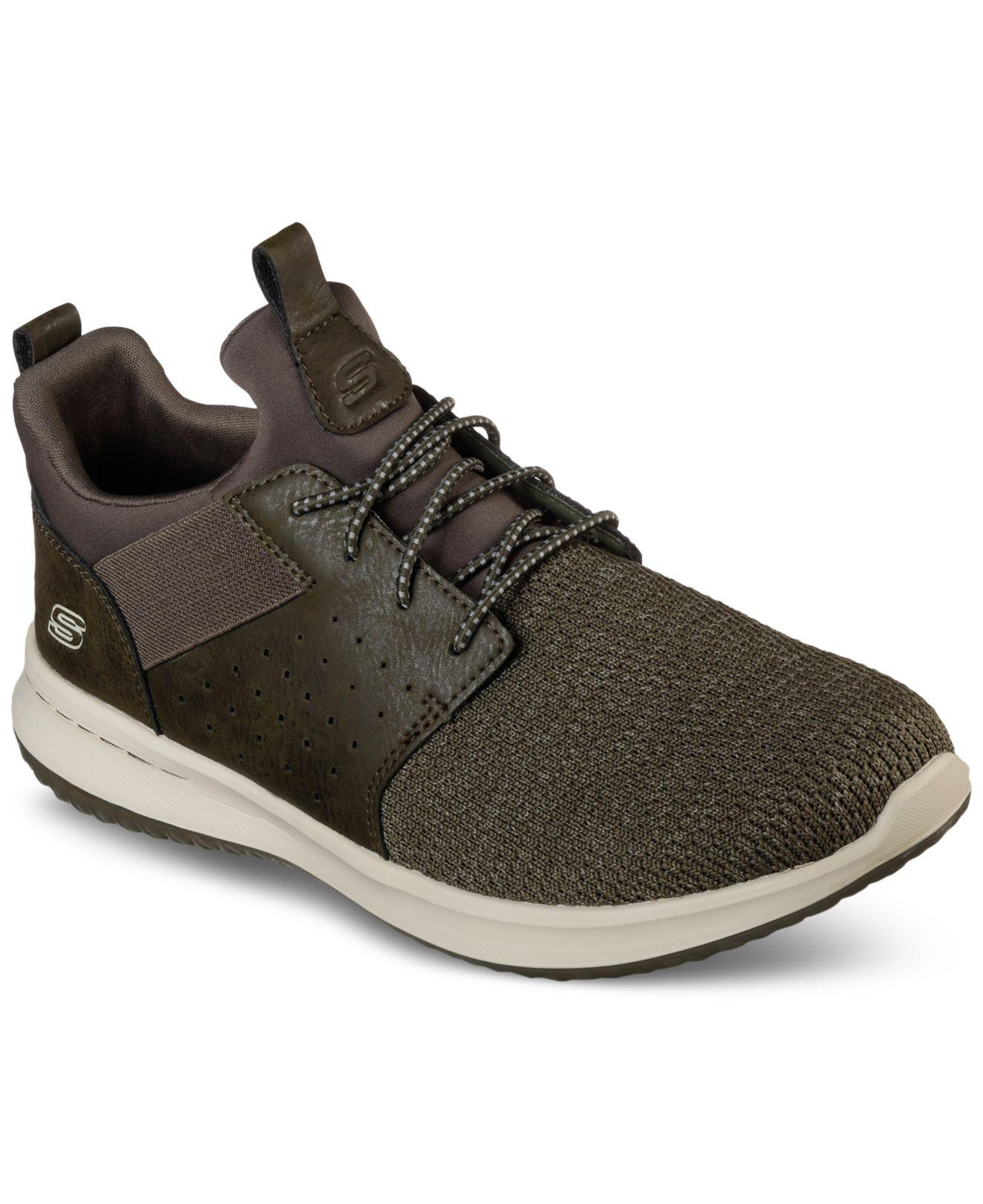 free shipping fake Skechers Delson Brant Men's ... Shoes high quality online outlet store Locations buy cheap outlet store Intg2