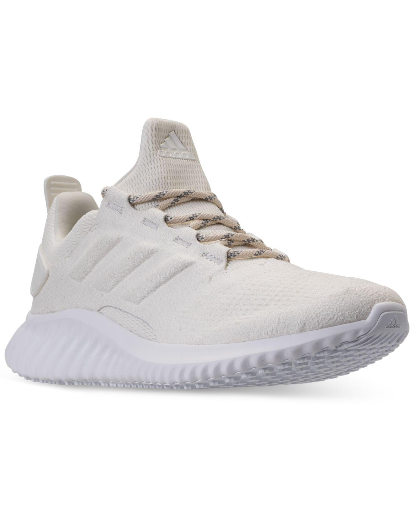 0f720871f35e Lyst - adidas Alphabounce City Running Sneakers From Finish Line in ...