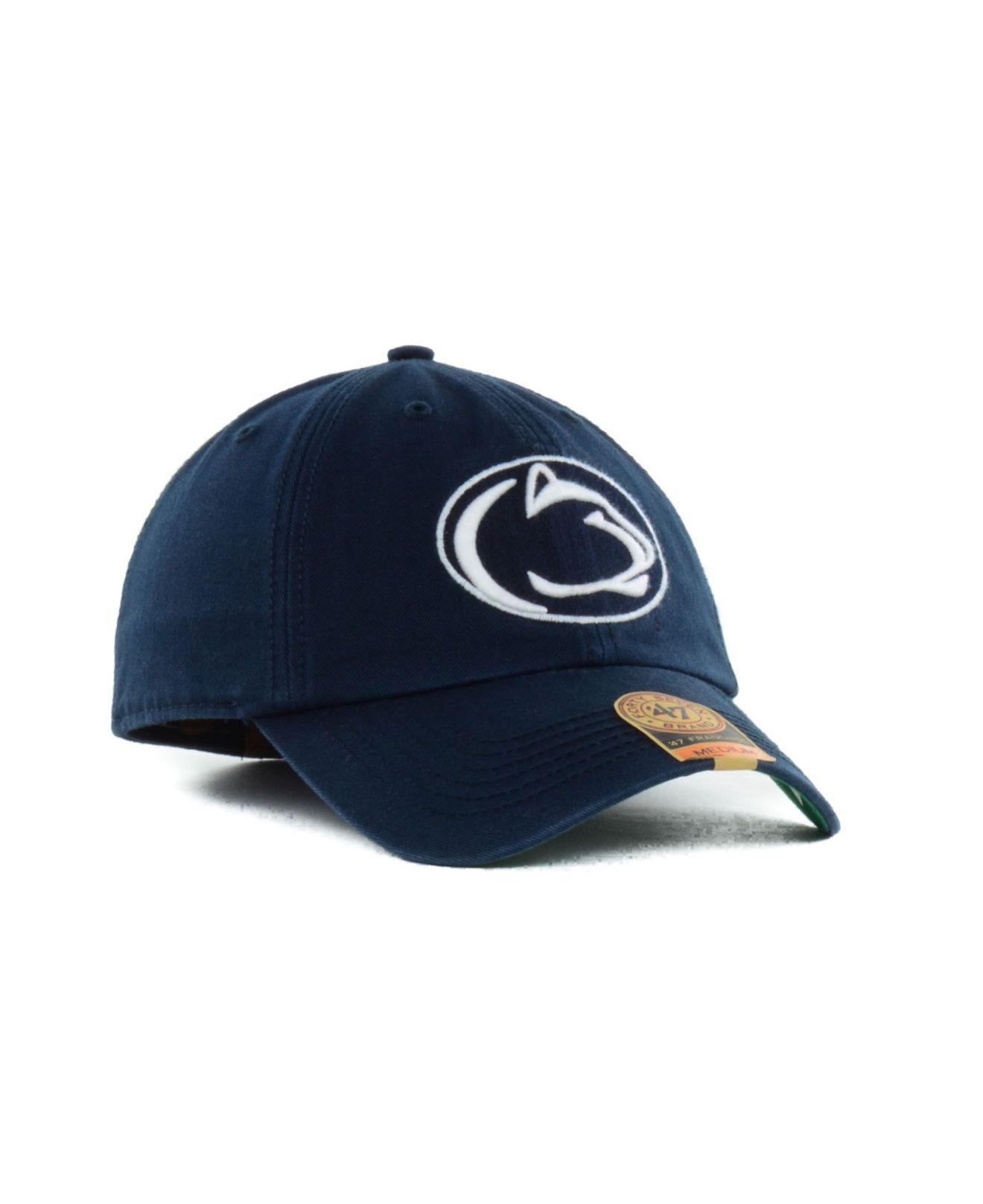 49c89a454064a ... Penn State Nittany Lions Ncaa  47 Franchise Cap for Men -. View  fullscreen