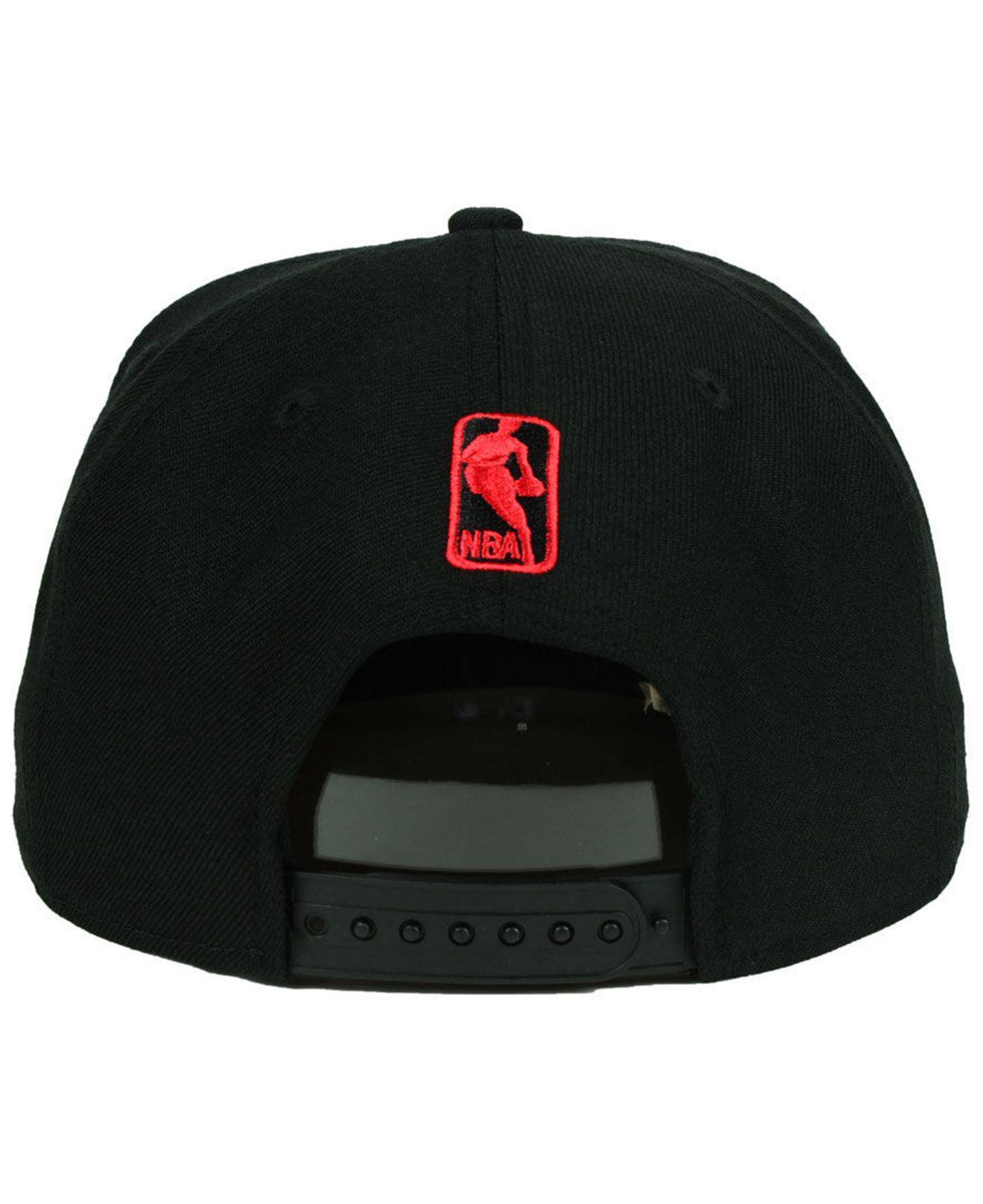 separation shoes b2331 99a0d ... sale washington wizards combo logo 9fifty snapback cap for men lyst.  view fullscreen 555c9 b3cca