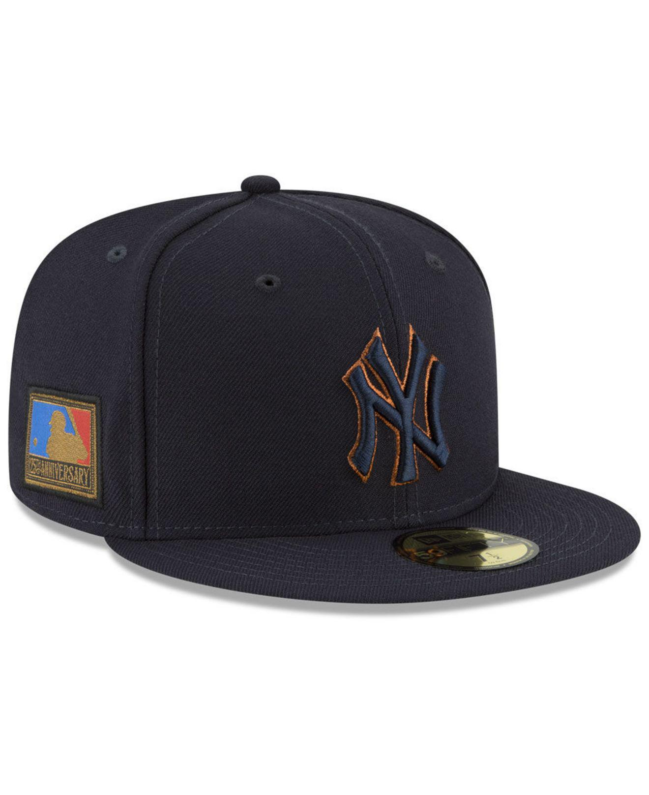 the latest d37e1 a2218 KTZ New York Yankees Ultimate Patch Collection 125th Anniversary ...