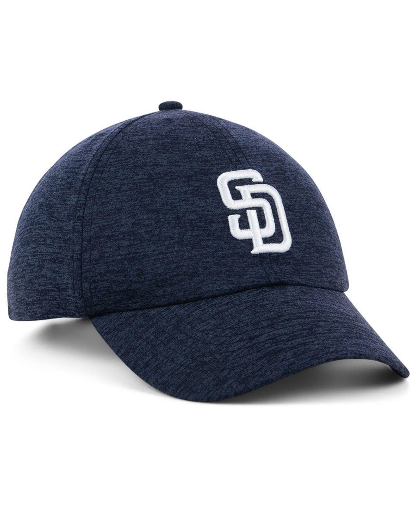 huge discount 5d81f 9bcc2 ... shop where to buy under armour blue san diego padres renegade twist cap  lyst. view