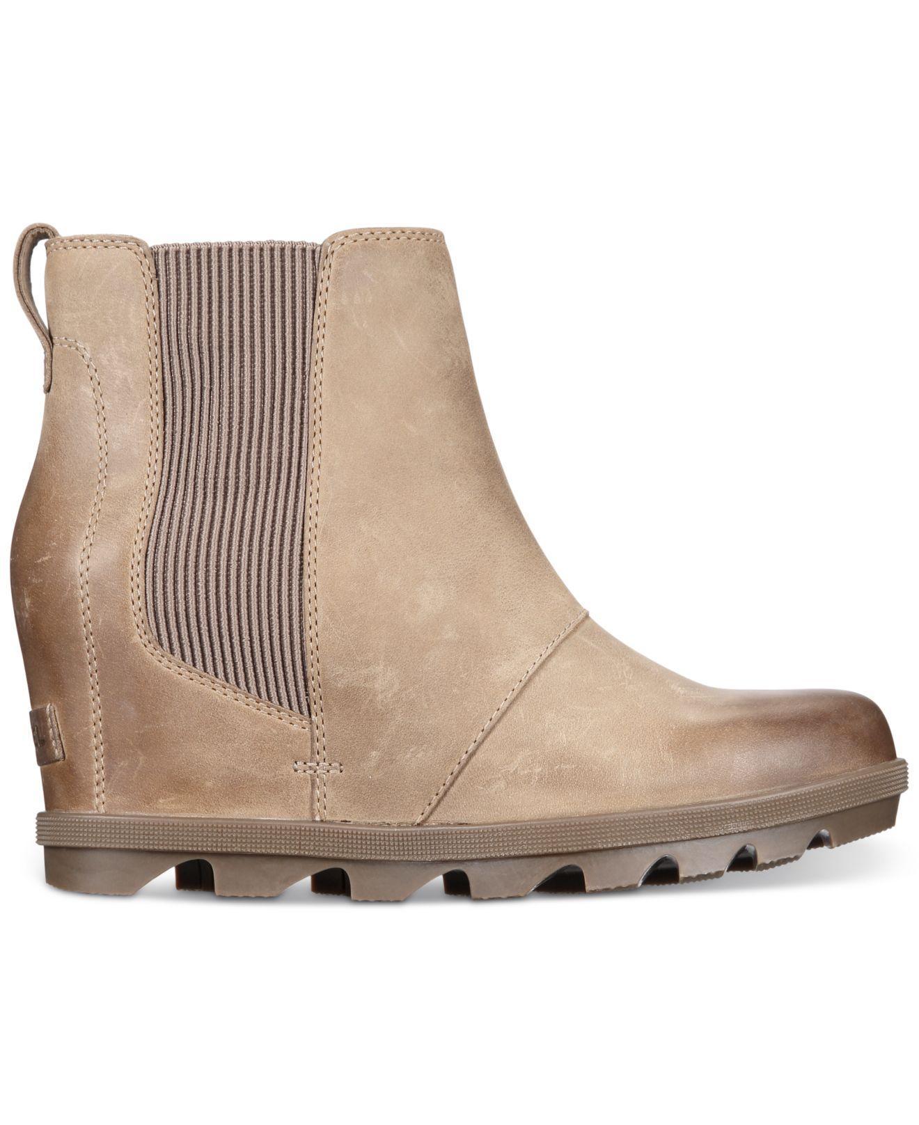c4d61a9609b7 Sorel - Women s Emelie Waterproof Boots ... Women s Sorel Joan Of Arctic  Wedge II Chelsea ...