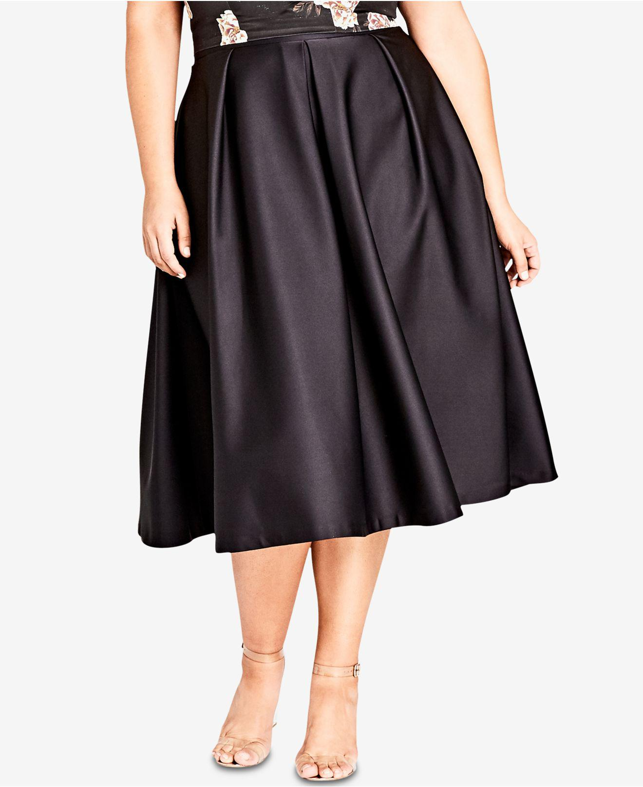 8fb5606361144 Gallery. Previously sold at  Macy s · Women s Midi Skirts ...