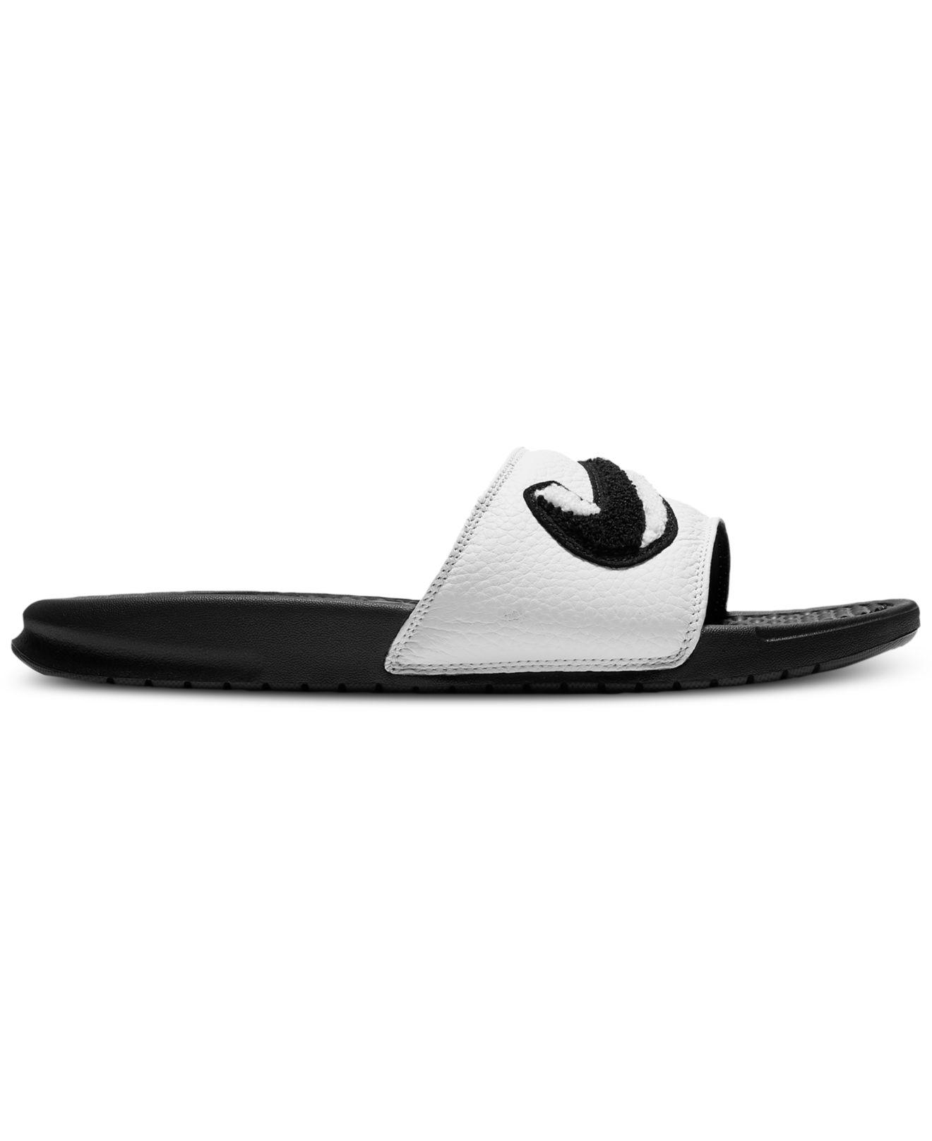 quality design 1fd2e 03a52 Gallery. Previously sold at  Macy s · Men s Nike Benassi