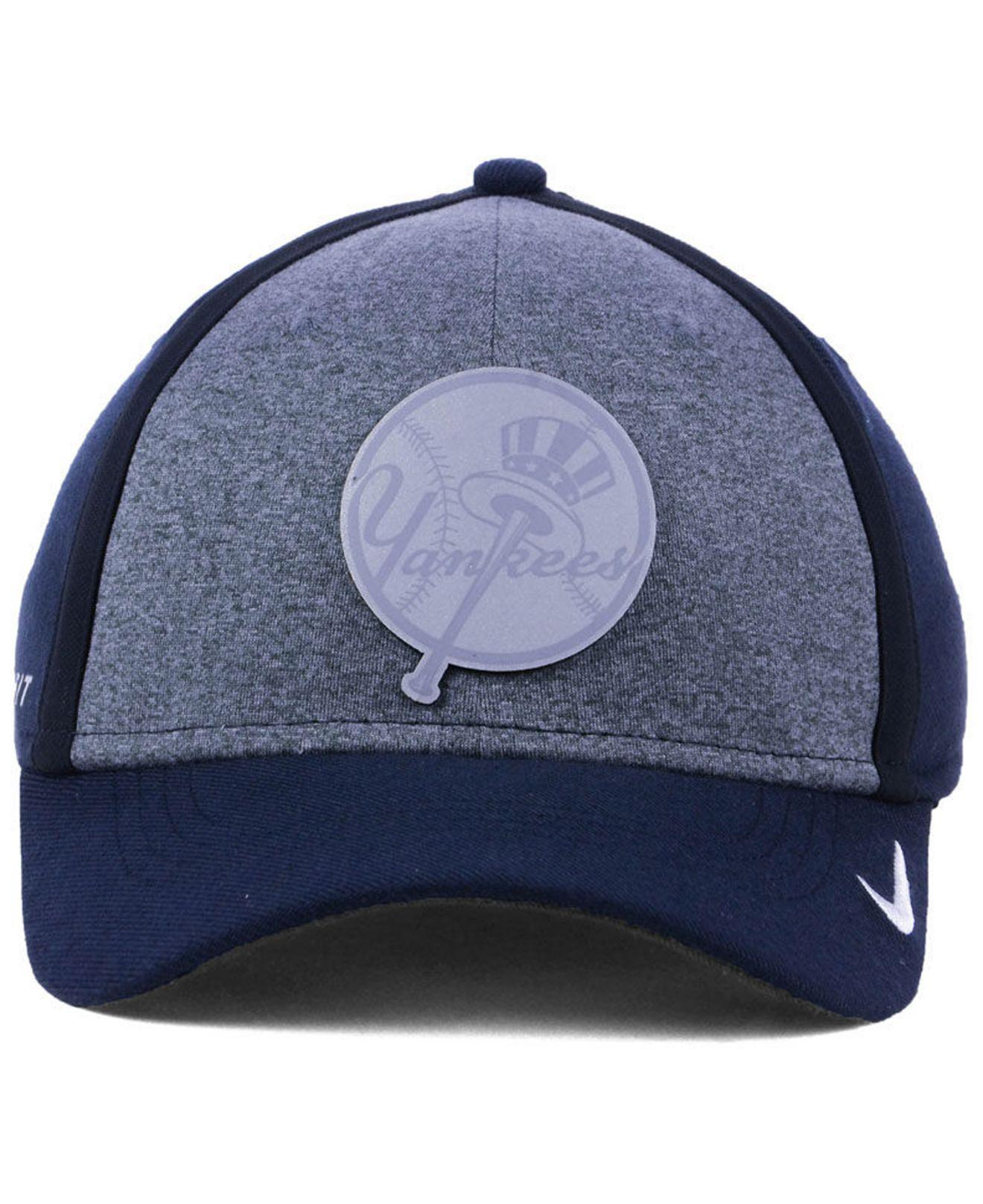 low priced 5ae8e 140c7 ... ireland lyst nike new york yankees team color reflective swooshflex cap  in e2c12 92a37