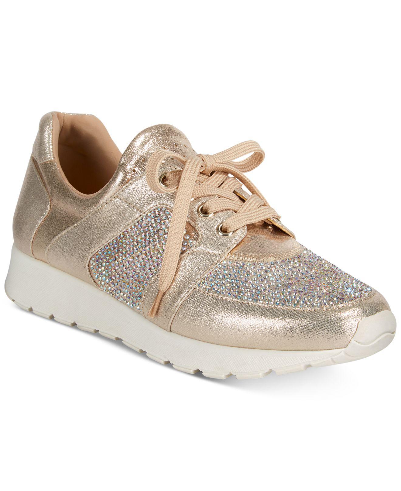 b3397c195b5 Lyst - Inc International Concepts Pakiss Embellished Sneakers