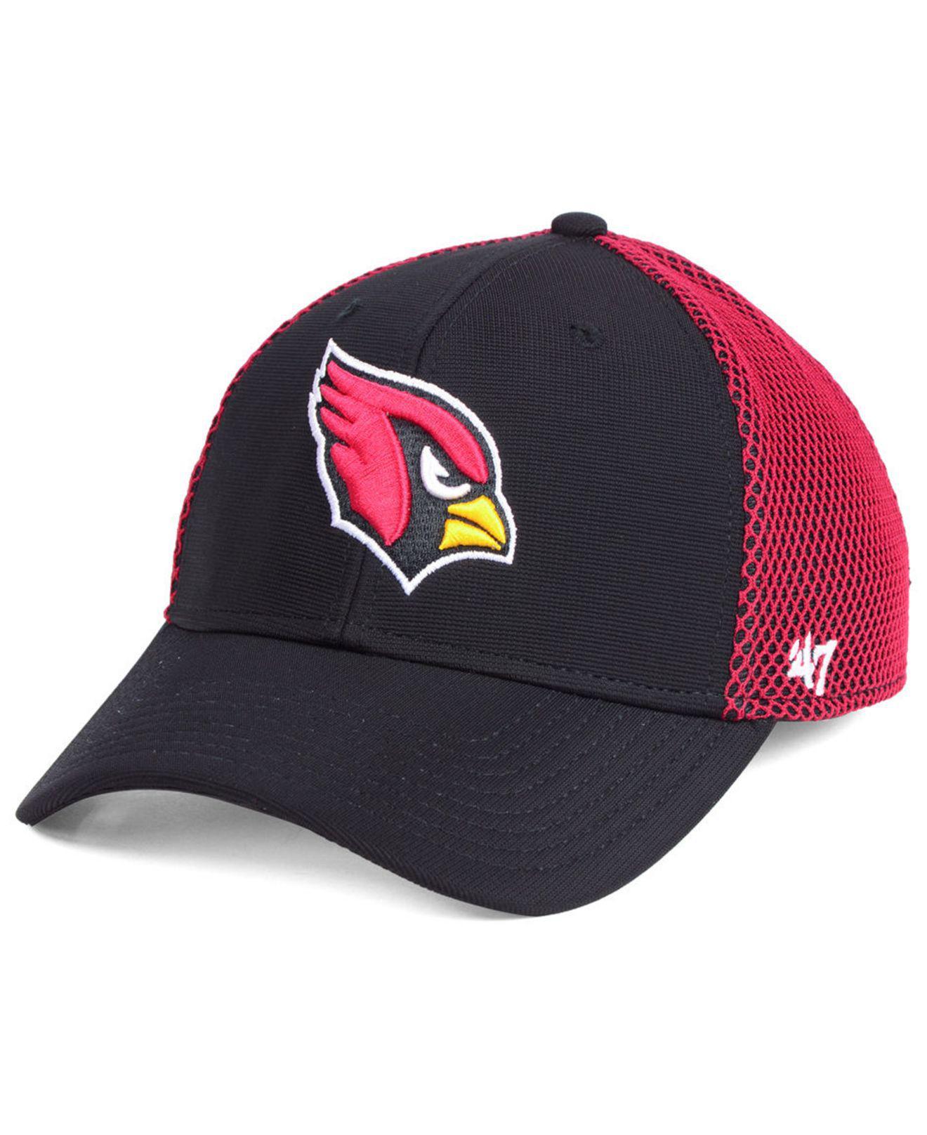 promo code 710eb f5b30 47 Brand. Men s Arizona Cardinals Comfort Contender Flex Cap
