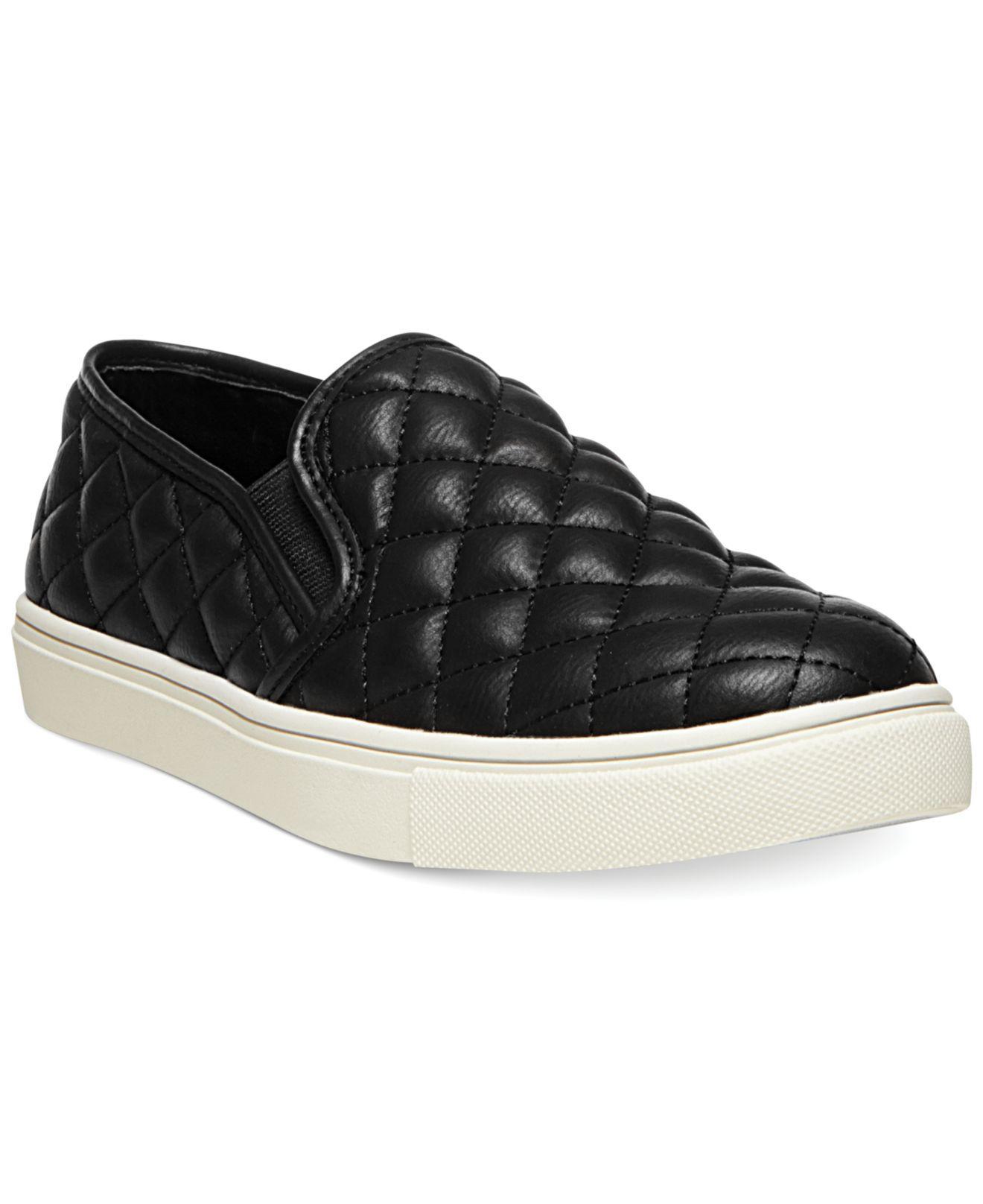 227f0bebc56 Lyst - Steve Madden Ecentrc-q Platform Sneakers in Black - Save  59.42028985507246%