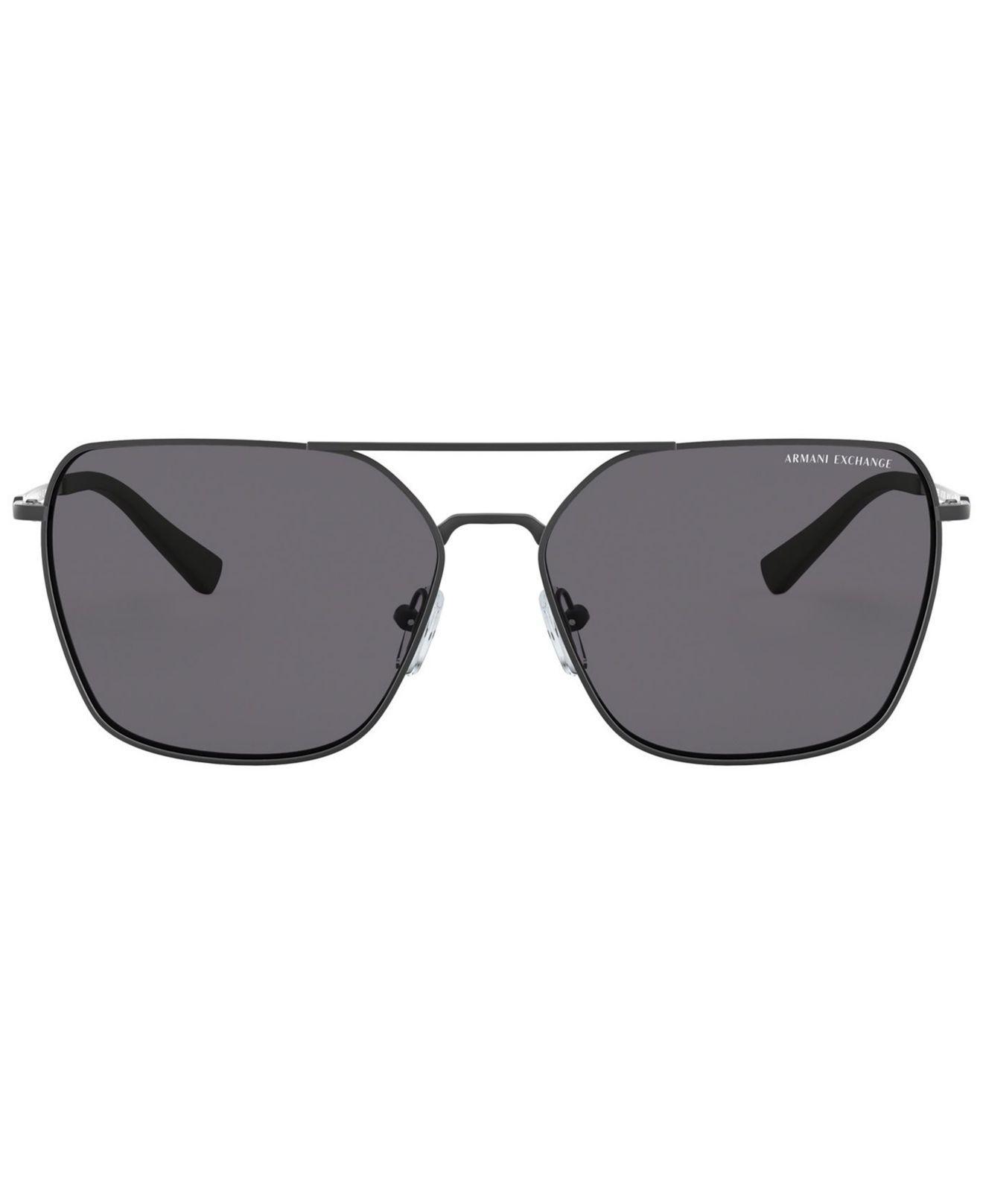 d80ede7ca71a Lyst - Armani Exchange Polarized Sunglasses