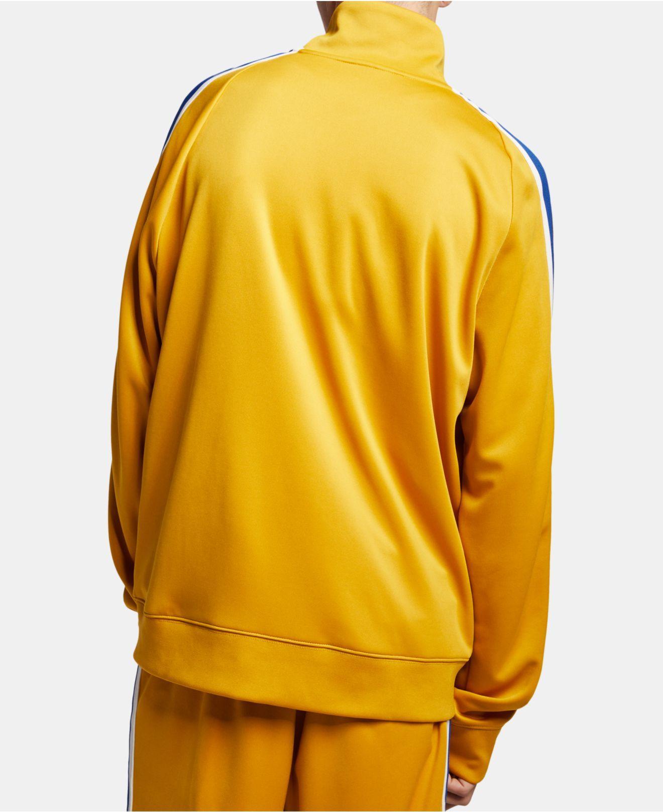 7dd8b2838c40 Lyst - Nike Sportswear Track Jacket in Yellow for Men