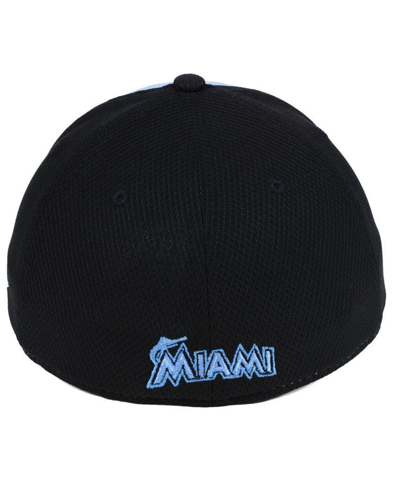 new style de697 6d7f4 clearance miami marlins fathers day hat bb0d3 77d5a