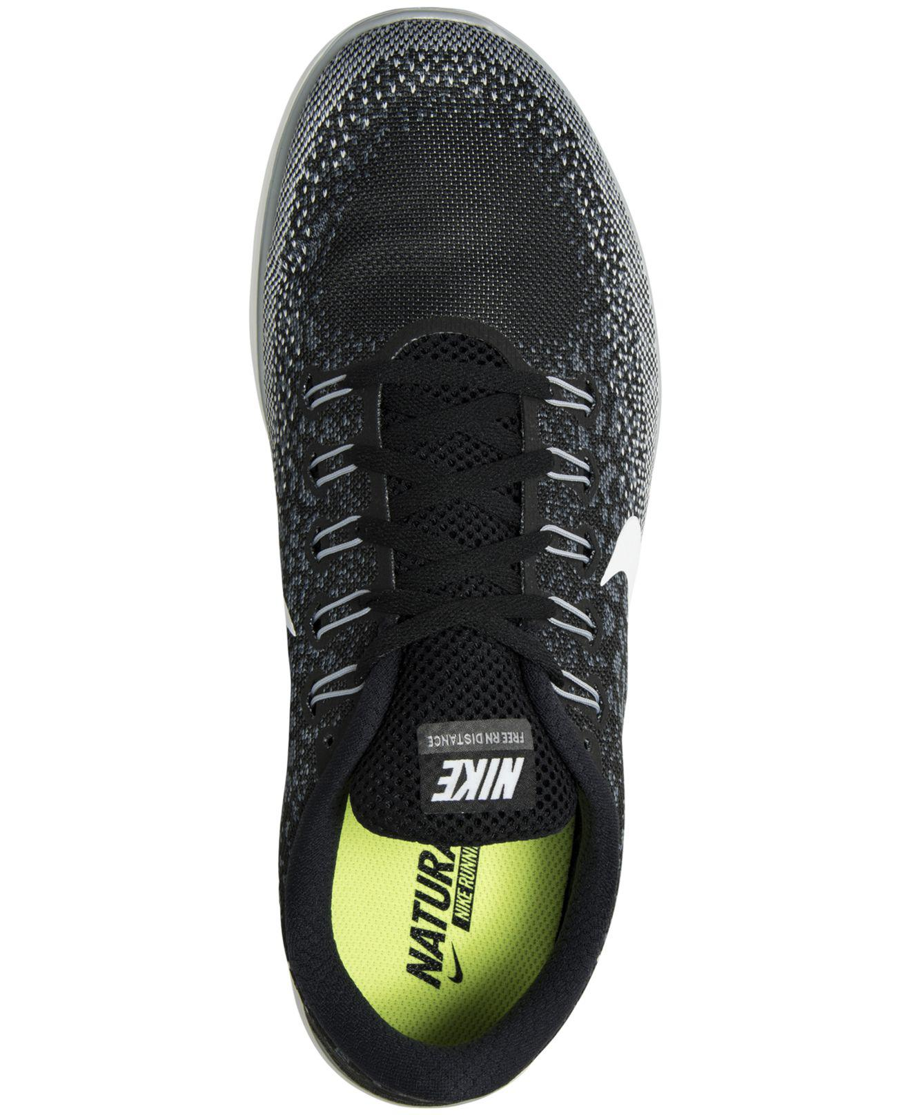 Lyst Nike Men S Free Distance Running Sneakers From