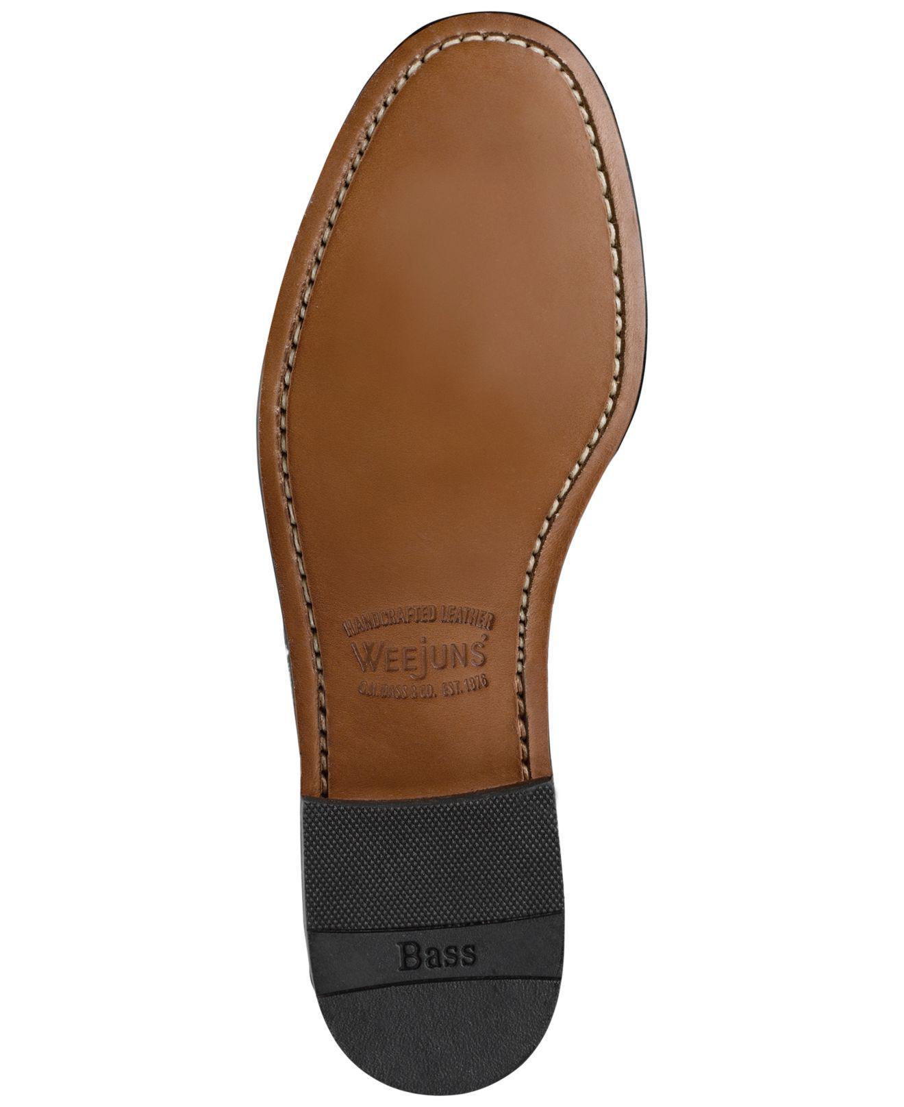 98b8687d867 Lyst - G.H.BASS Men s Larson Loafers in Blue for Men