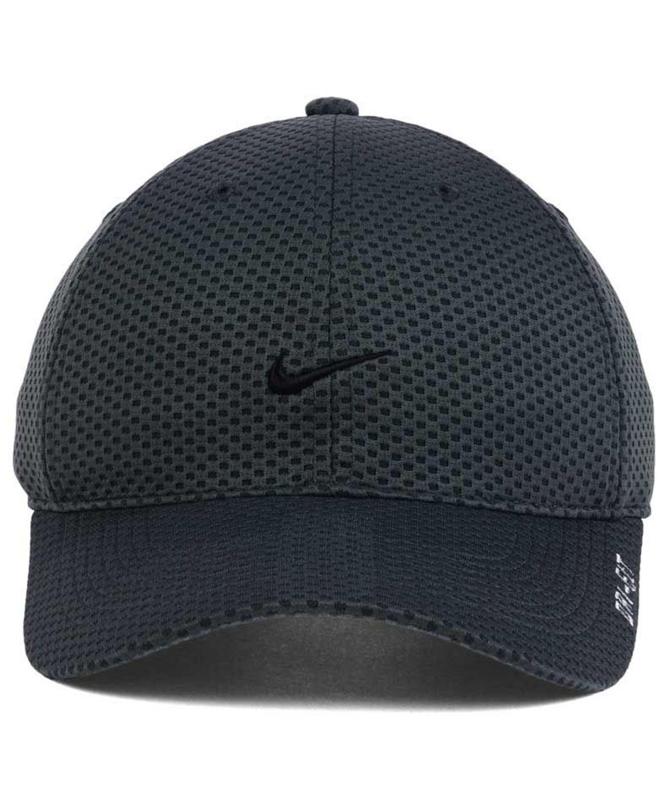 7e14c353867 ... buy lyst nike 6 panel tailwind cap in black for men 3f1d5 3c43b