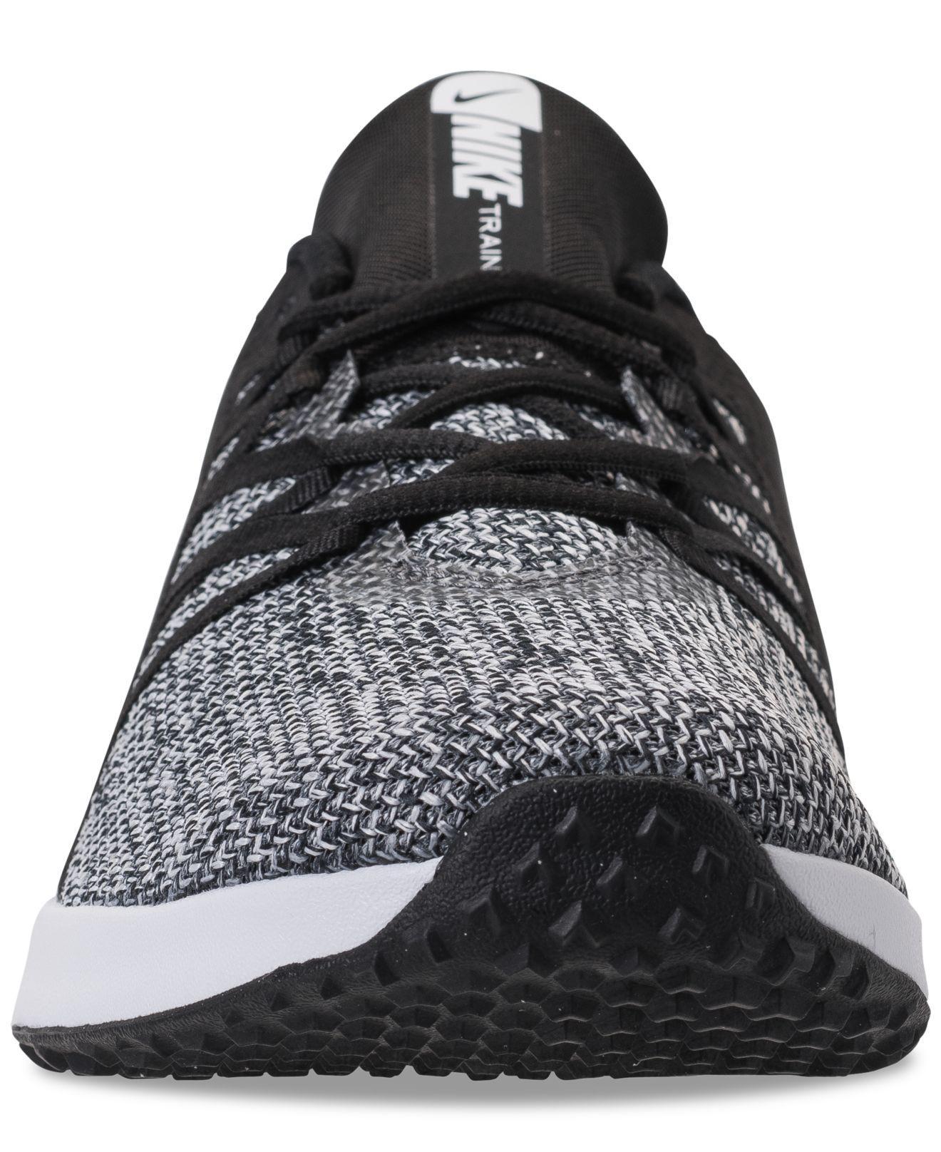 new york 5b00f 12fee Nike - Black Varsity Compete Trainer 4 for Men - Lyst. View fullscreen