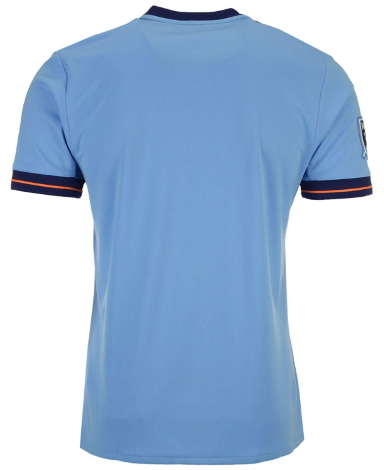 796cd004bd0 adidas Men's Primary Replica Jersey in Blue for Men - Save 47% - Lyst