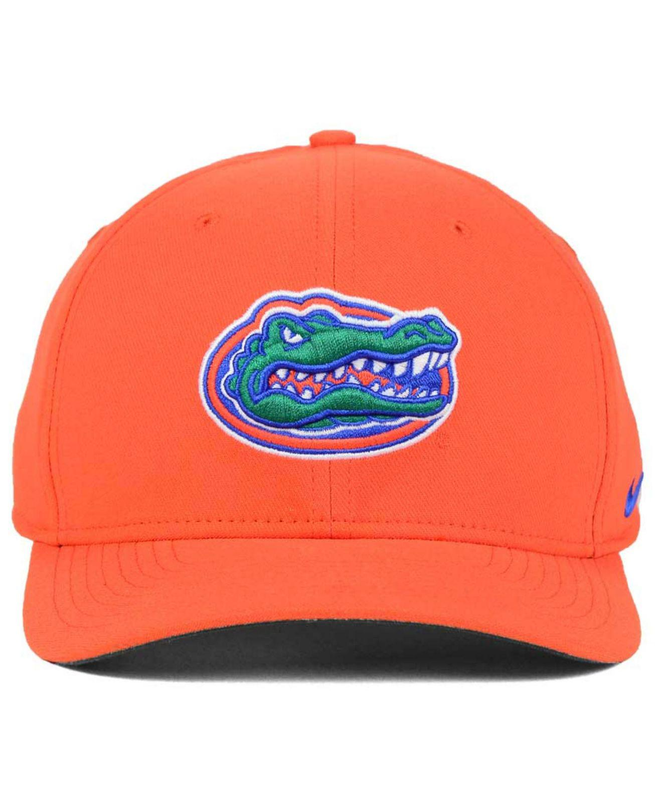 sports shoes 1ef64 8a984 ... hat 9681a 57012 greece lyst nike florida gators classic swoosh cap in  orange for men c998c 585bc ...