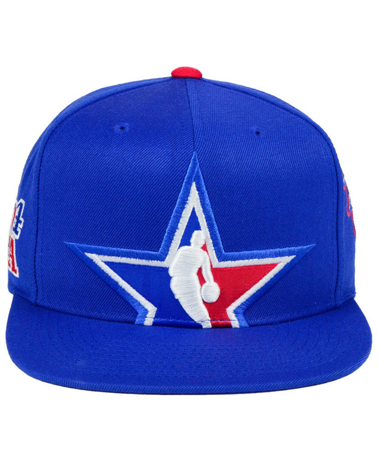 2a125da59af Lyst - Mitchell   Ness 2018 Nba All Star Collection East Snapback ...