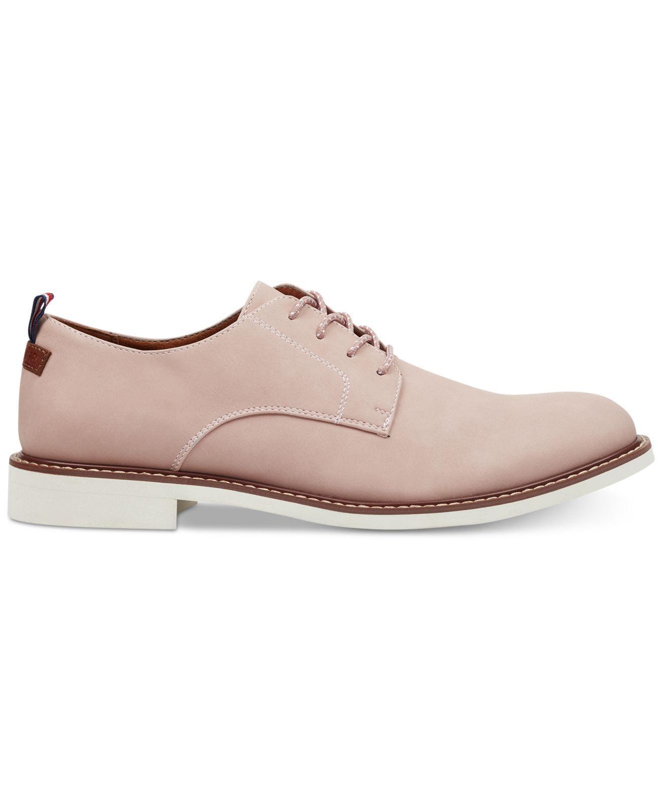 2755dc04c452bb Lyst - Tommy Hilfiger Garson Oxfords in Pink for Men - Save 31%
