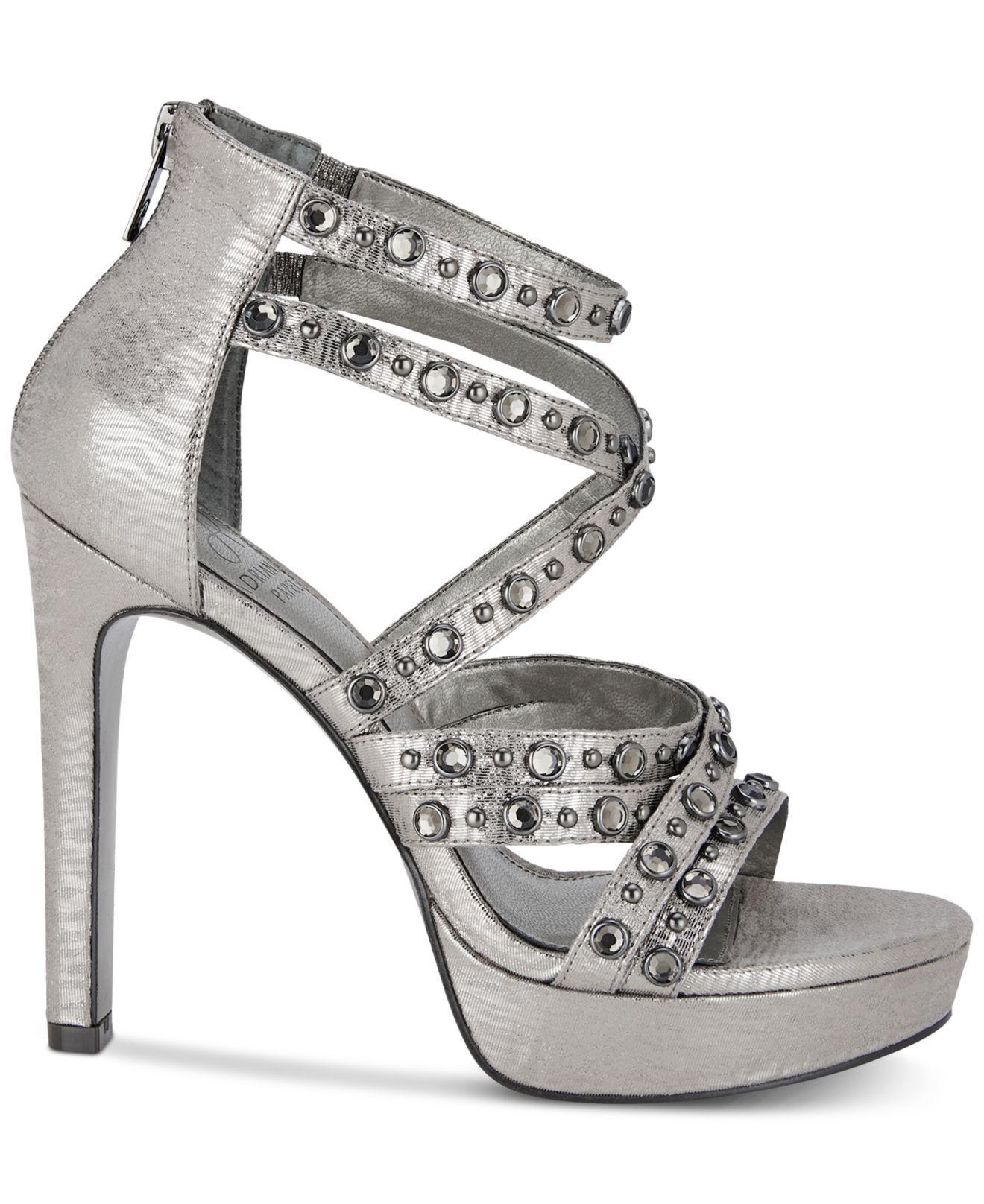 19f9865706f6 Lyst - Adrianna Papell Malia Platform Sandals
