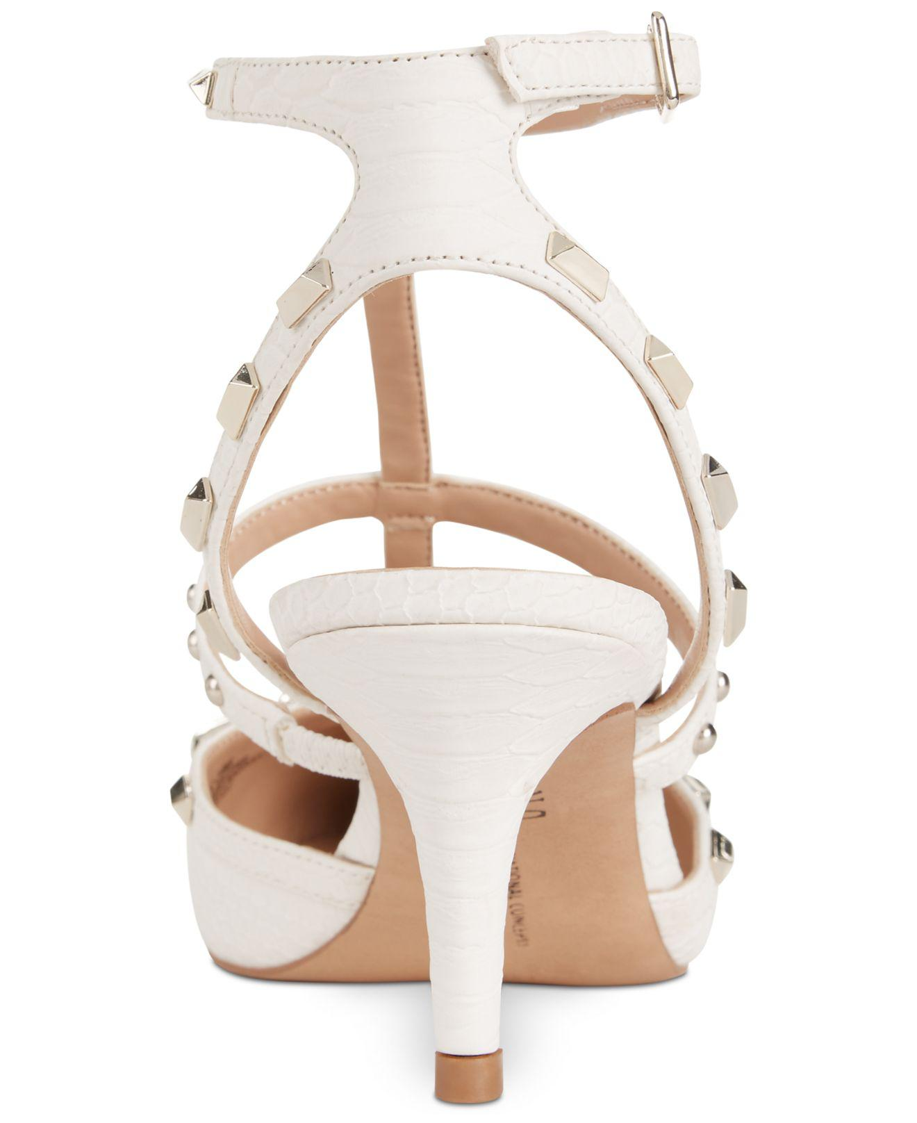 cd0591fb5f5 Lyst - INC International Concepts I.n.c. Carma Pointed Toe Studded ...