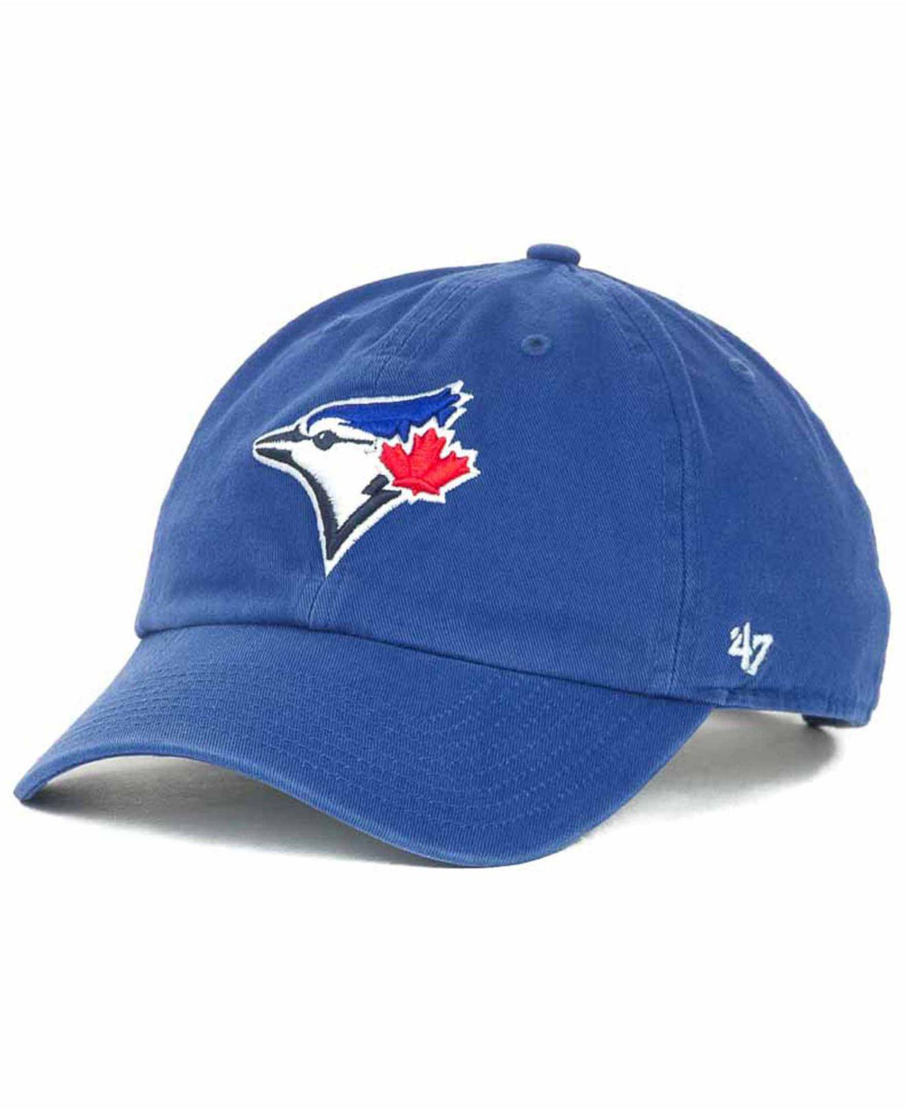 uk availability 23265 deeee 47 Brand. Men s Toronto Blue Jays Clean Up Hat