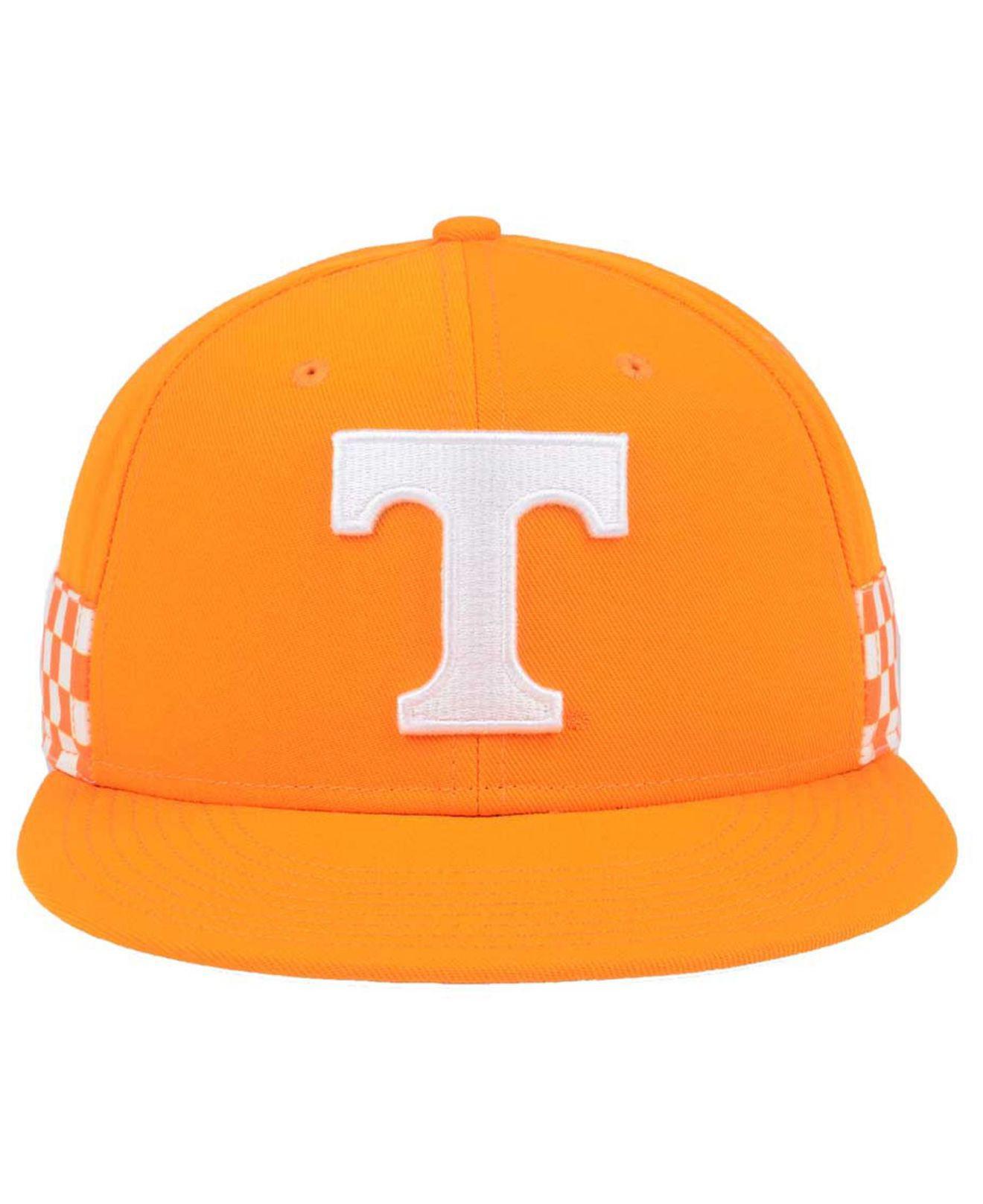 newest 3d37c 2e4ef ... france lyst nike true woven stripe snapback cap in orange for men e5940  9d148