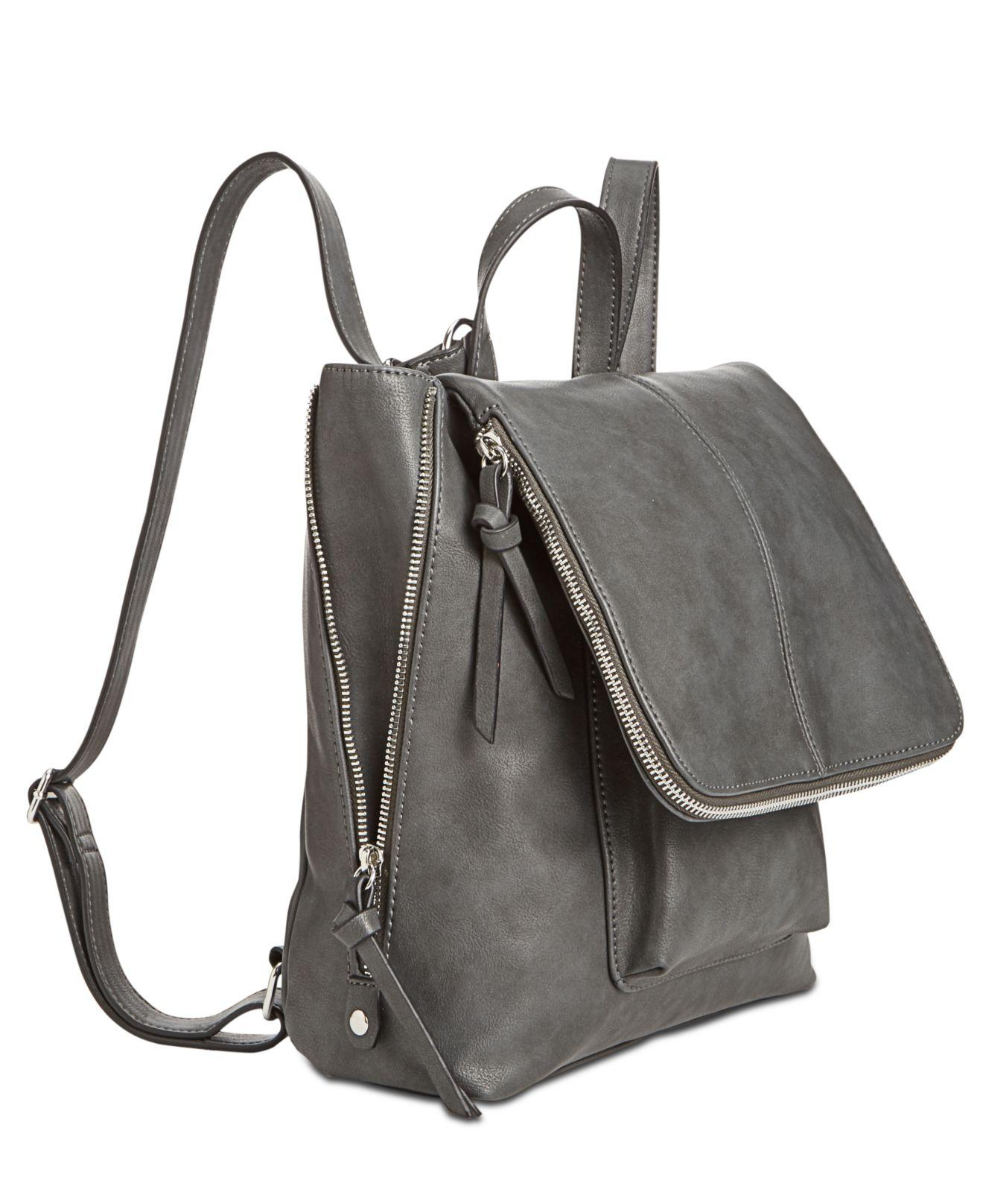 9eaa5ea19c INC International Concepts - Gray Elliah Medium Wrapped Backpack - Lyst.  View fullscreen