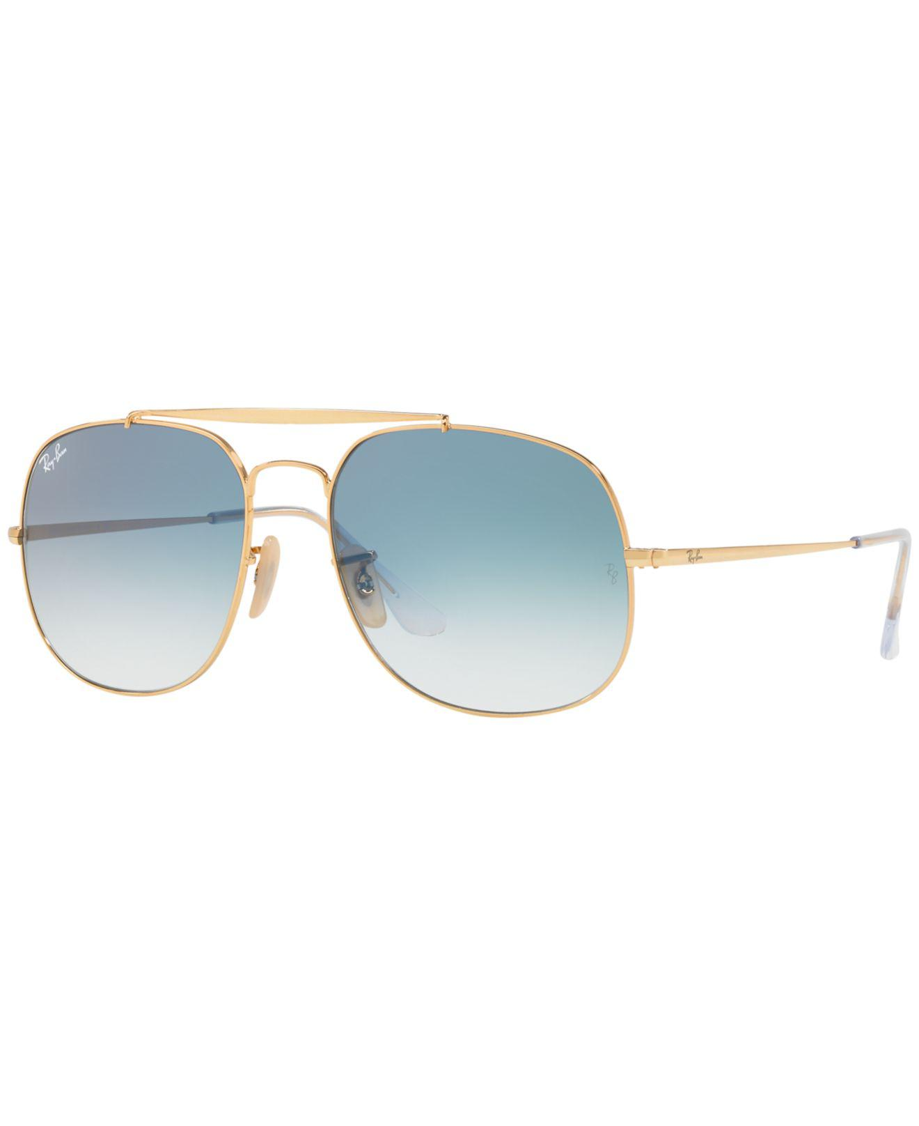 806650ce461 Lyst - Ray-Ban The General Sunglasses